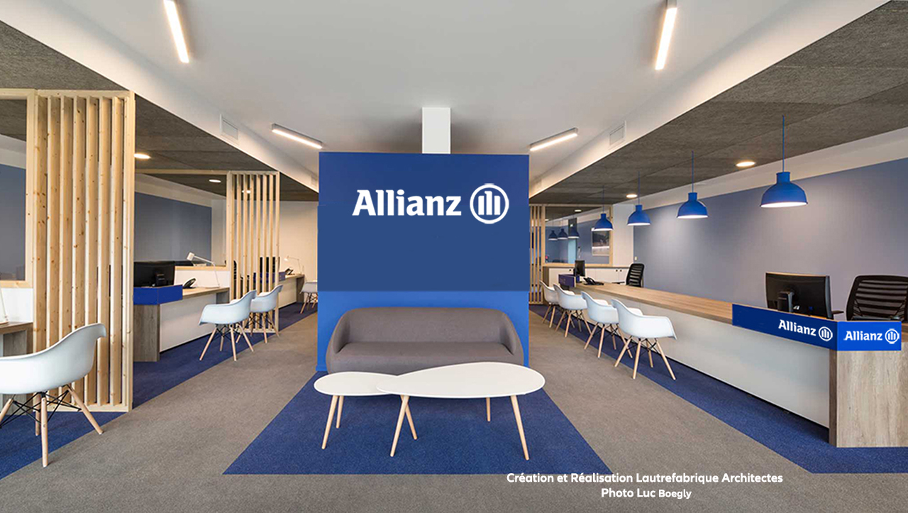 Allianz Brignais - COUSTURIER & FORT