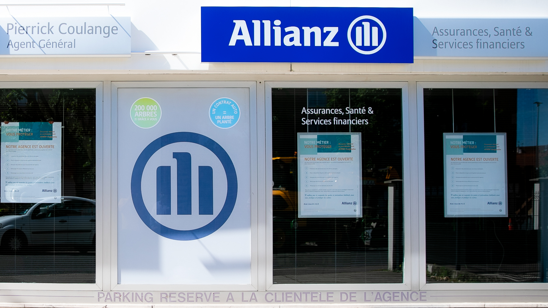 Allianz CONFLANS SAINTE HONORINE - Pierrick COULANGE
