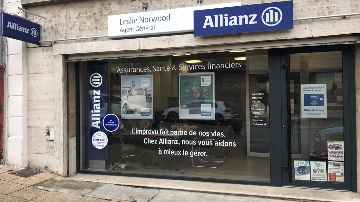 Allianz PERNES LES FONTAINES - Leslie NORWOOD