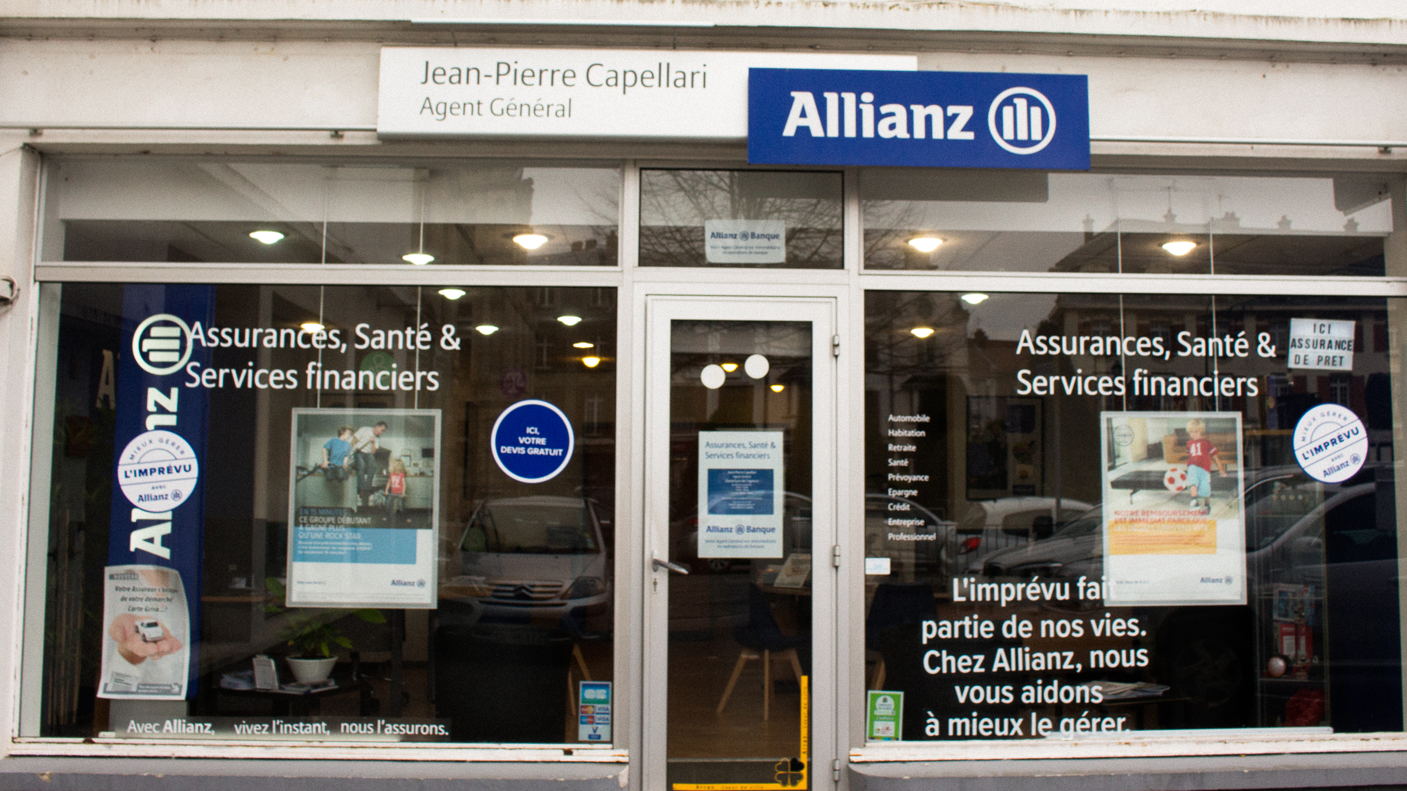 Allianz ARRAS CITADELLE - Jean-pierre CAPELLARI