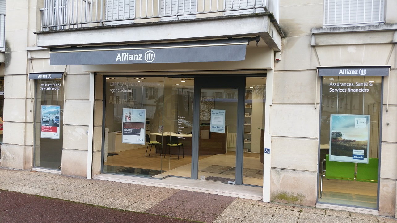 Allianz CHANTILLY - Landry GIRARD-BOISSEAU