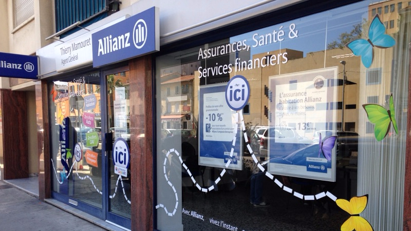 Allianz NICE OUEST - Thierry MAMOURET
