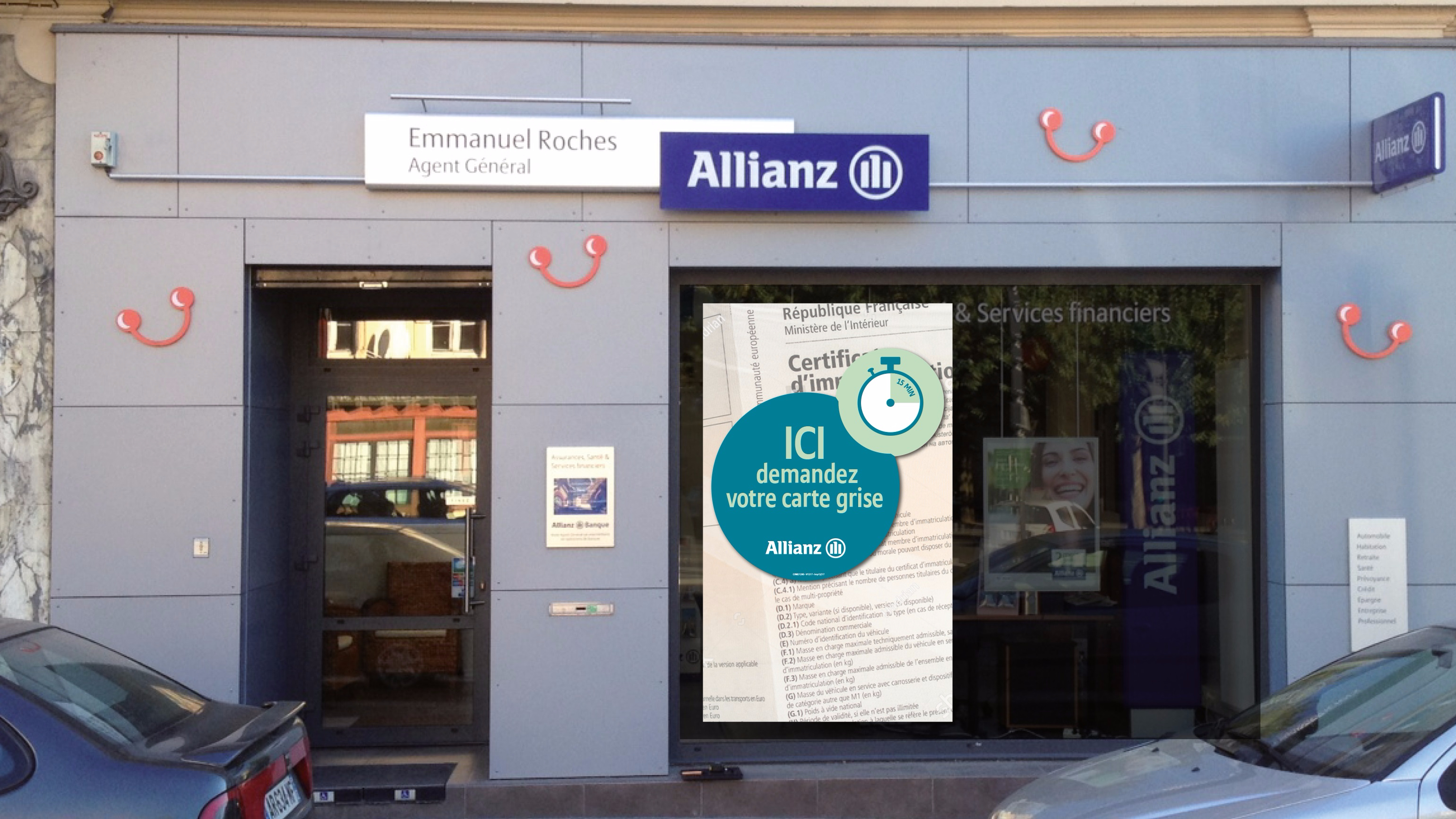 Allianz St quentin la fontaine - Emmanuel ROCHES