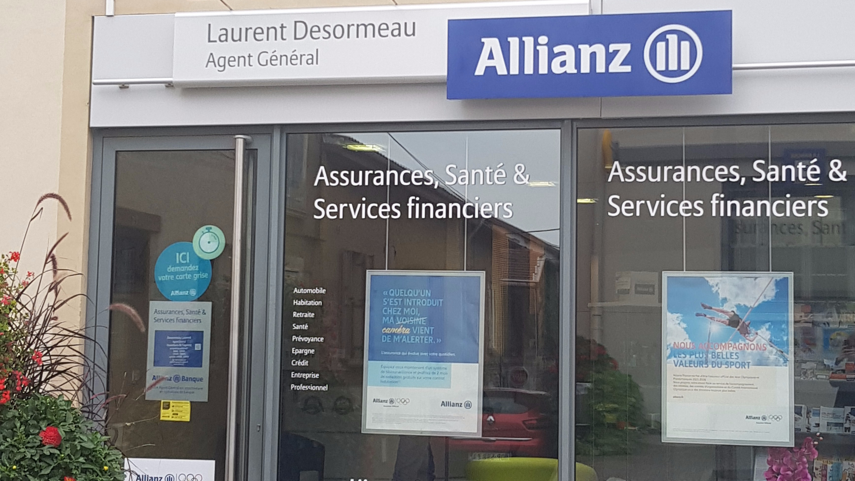 Allianz La cote st andre - Laurent DESORMEAU