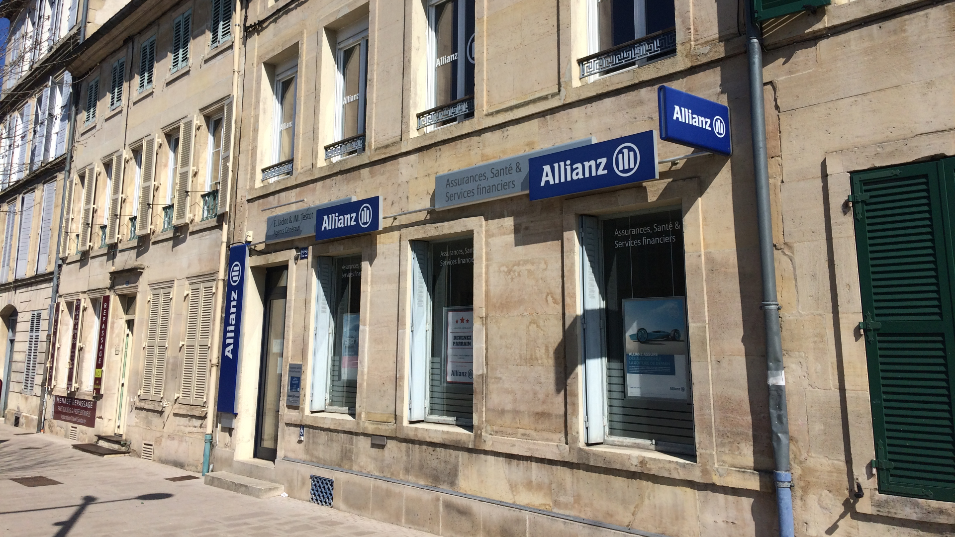 Allianz BAR LE DUC - JADOT & TESTOT & NONY