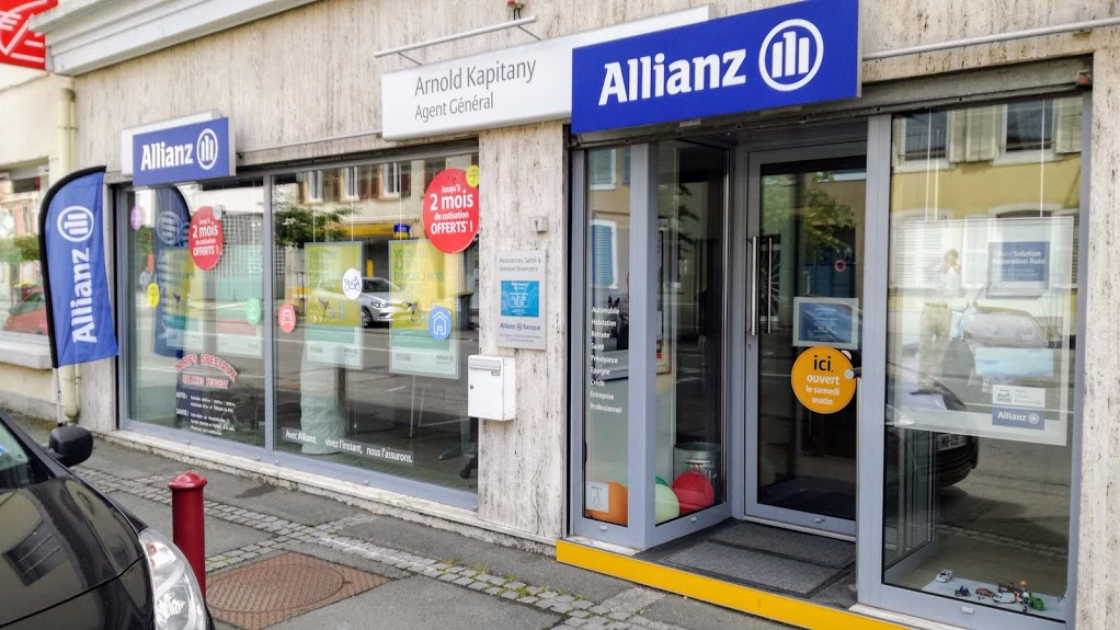 Allianz Hericourt - Arnold KAPITANY