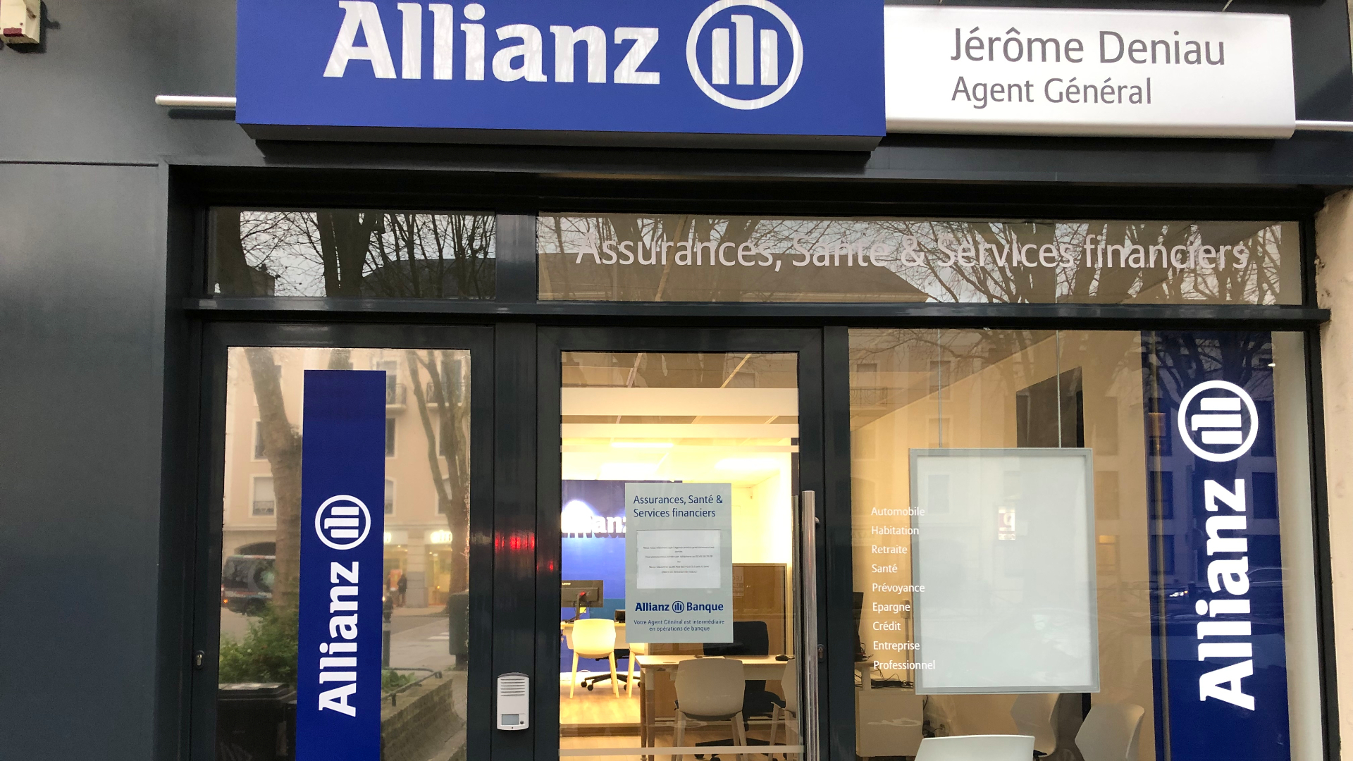 Allianz Laval - Jerome DENIAU