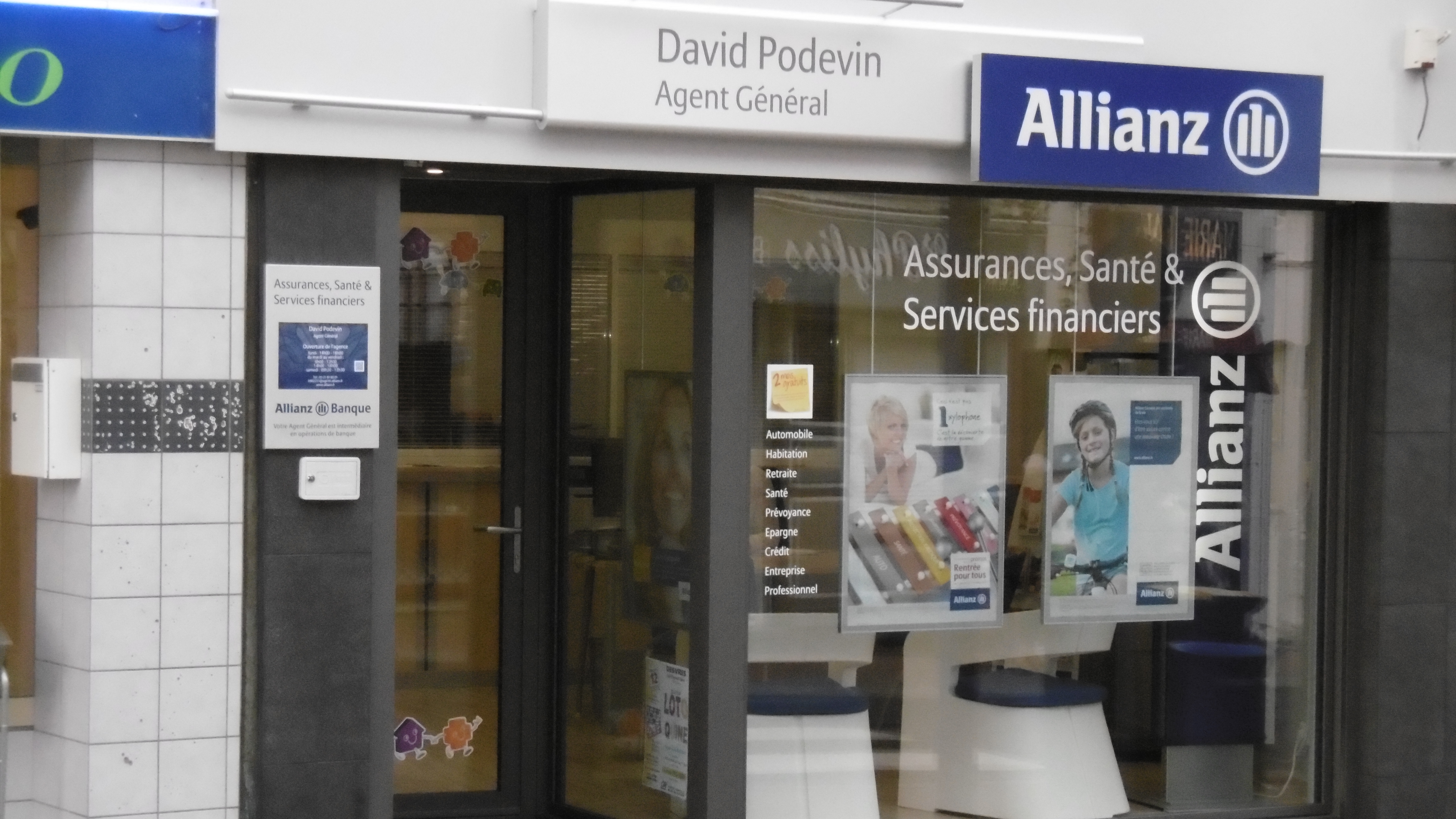 Allianz Desvres - David PODEVIN