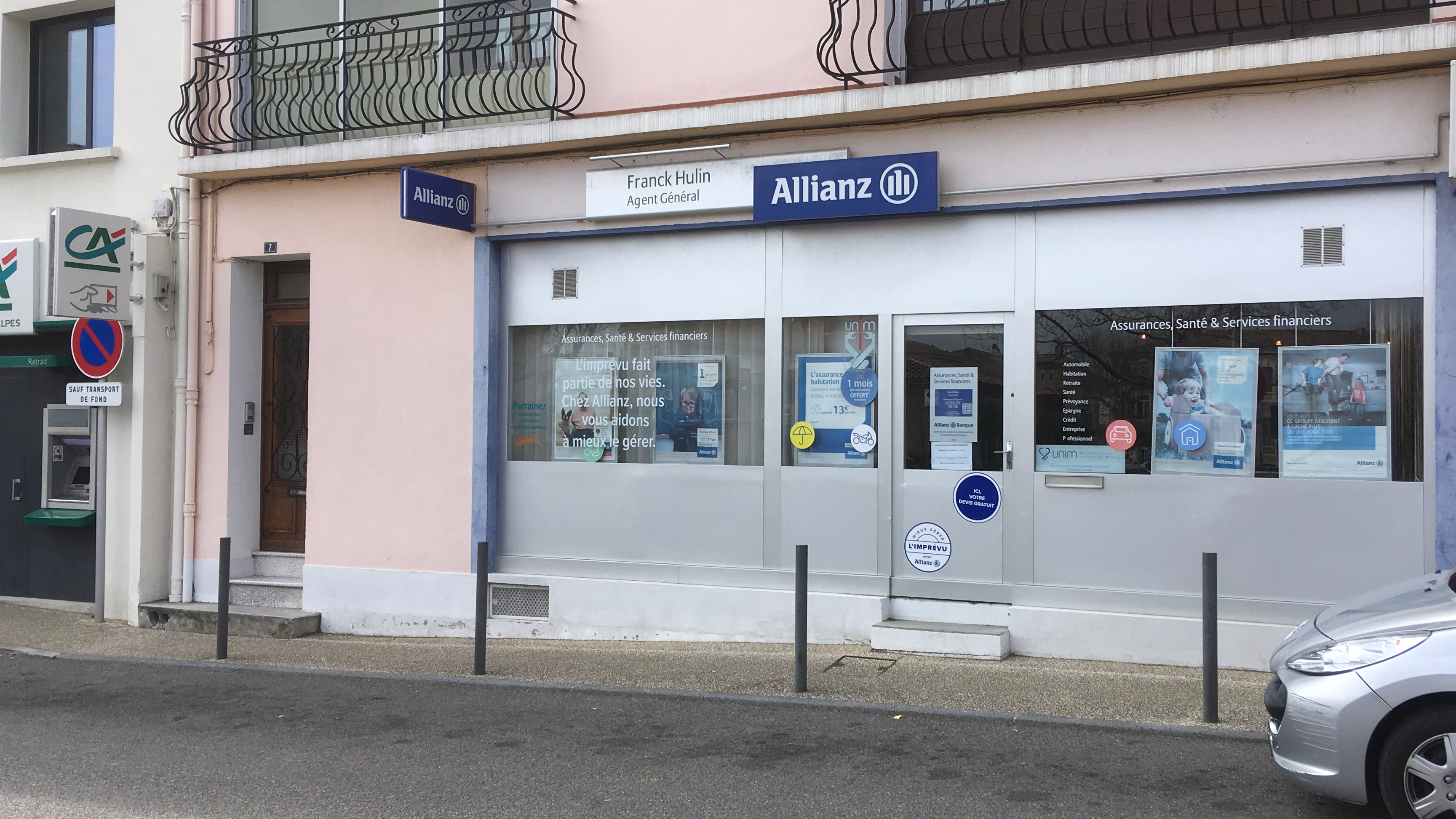 Allianz Privas - Franck HULIN