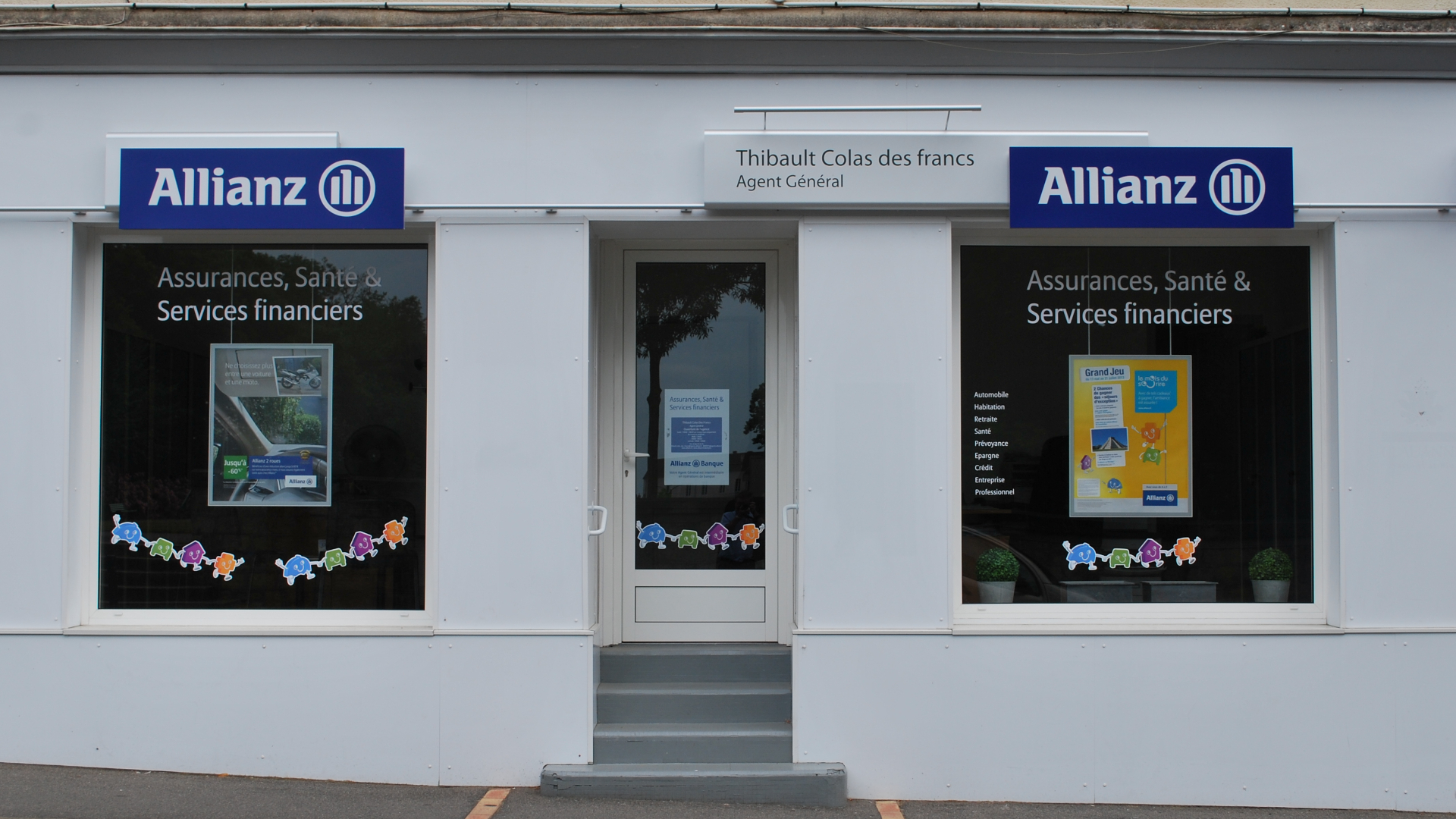 Allianz Nevers hoche - Thibault COLAS DES FRANCS