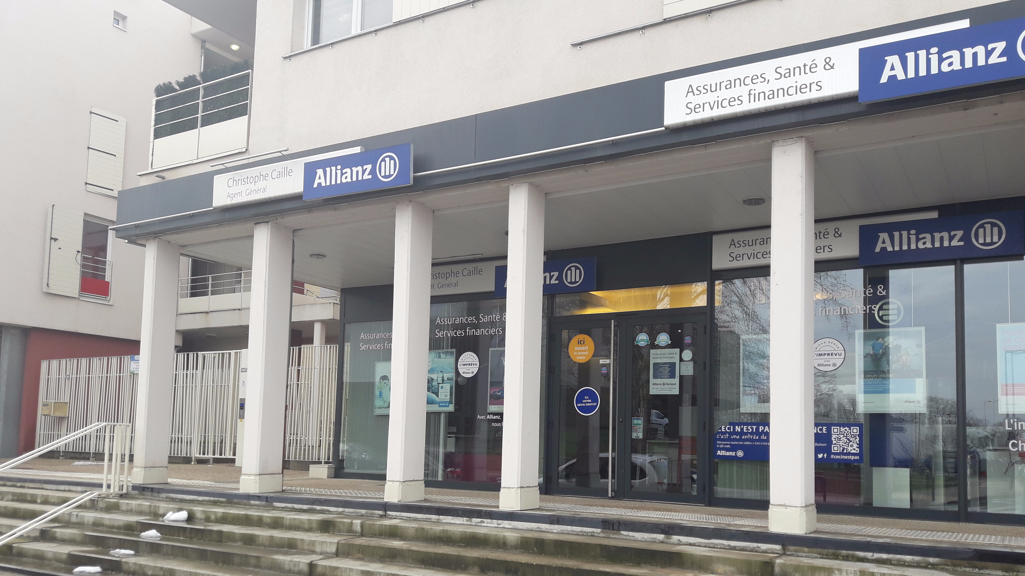 Allianz Macon st antoine - Christophe CAILLE