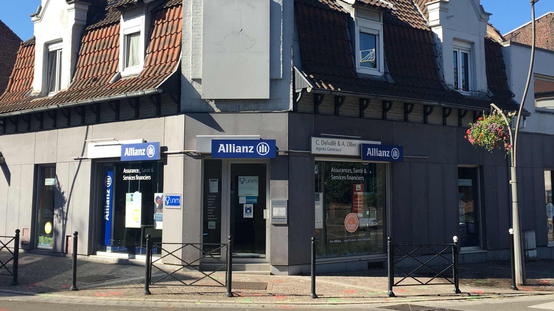 Allianz WAMBRECHIES-LILLE - DELVALLE & OLLIER
