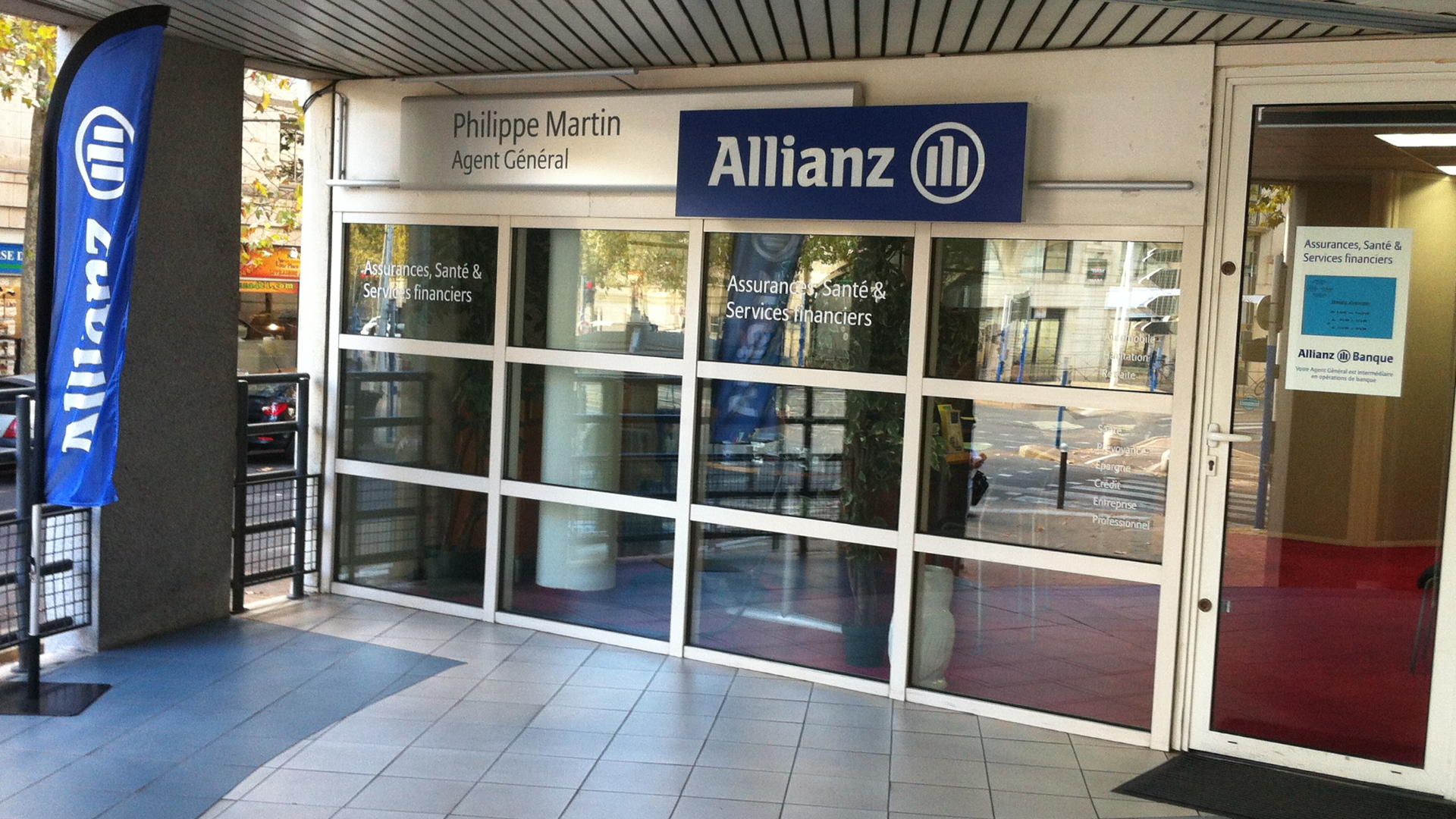 Allianz Montpellier antigone - Philippe MARTIN