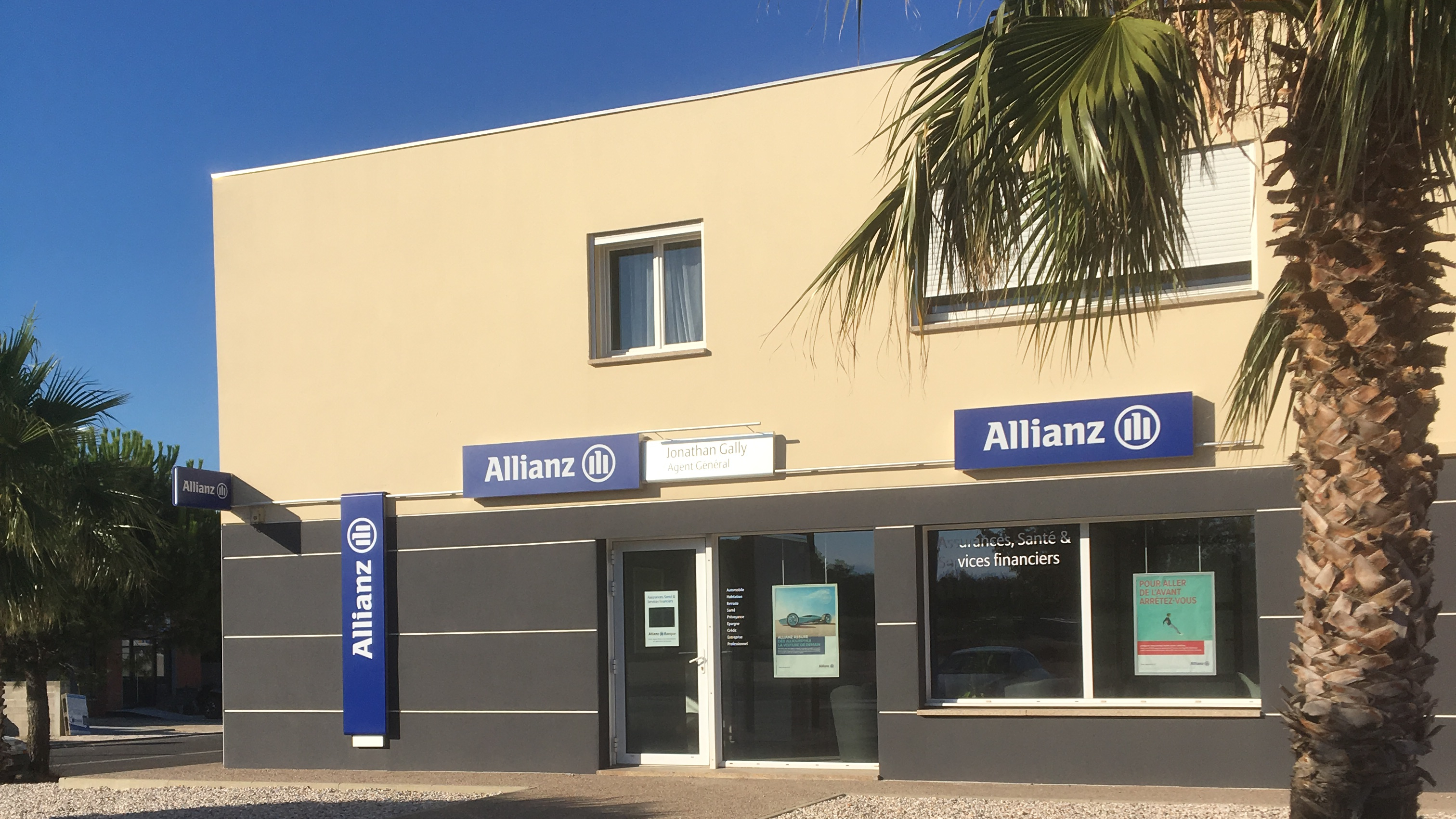 Allianz ARGELES SUR MER - Jonathan GALLY
