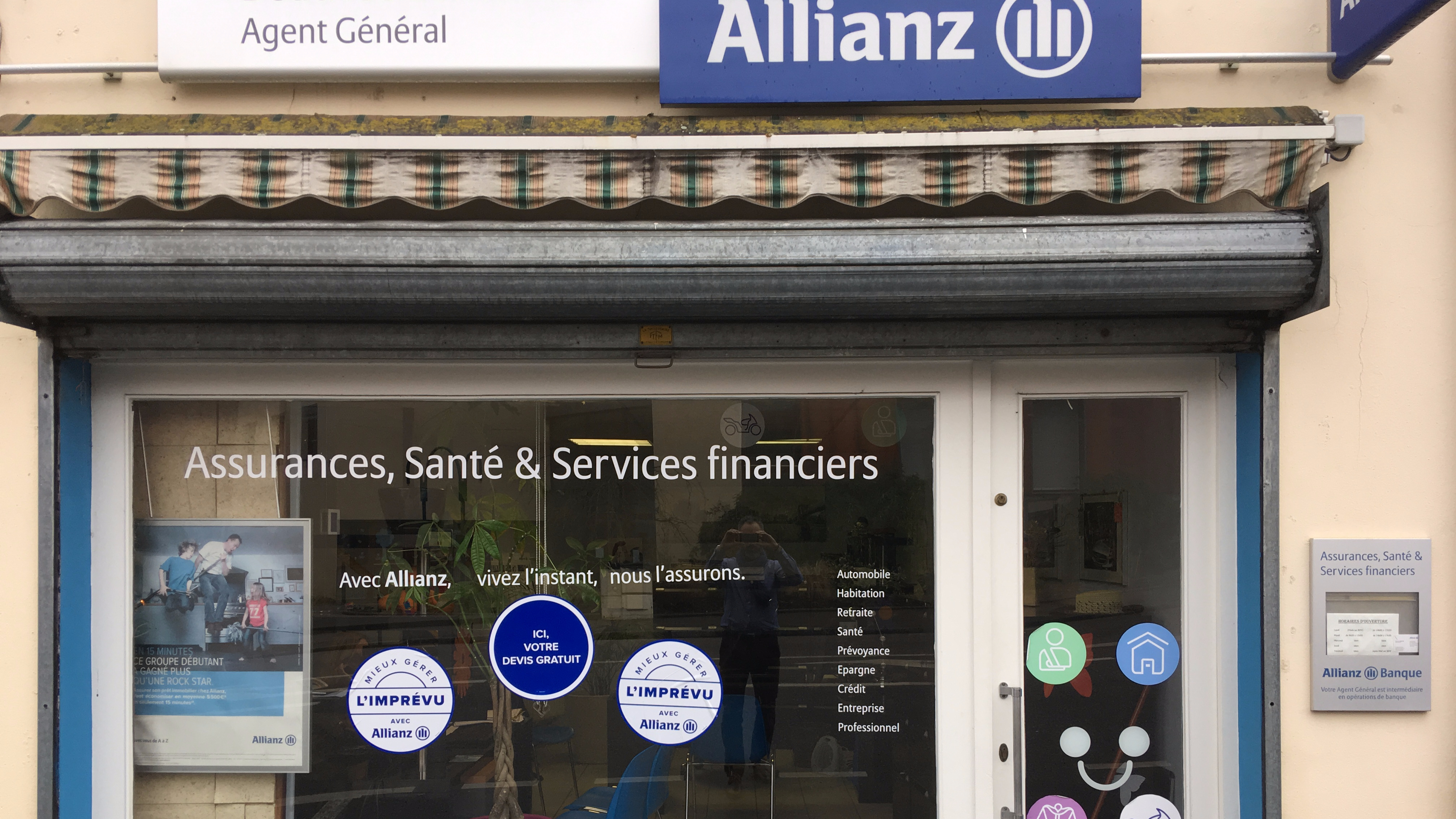 Allianz NANCY FROUARD - Beatrice LEMOINE