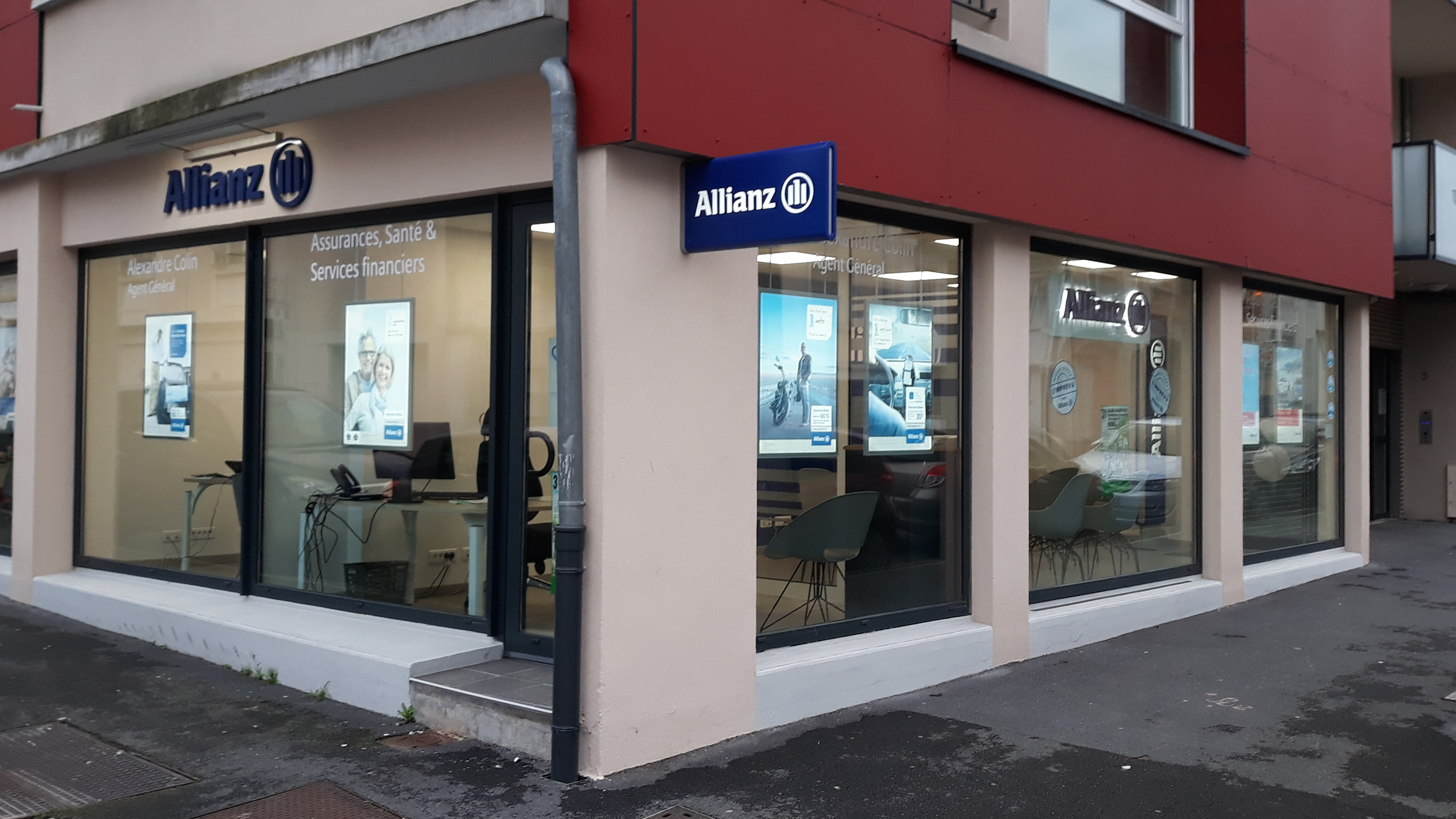 Allianz REIMS SARRAIL - Alexandre COLIN