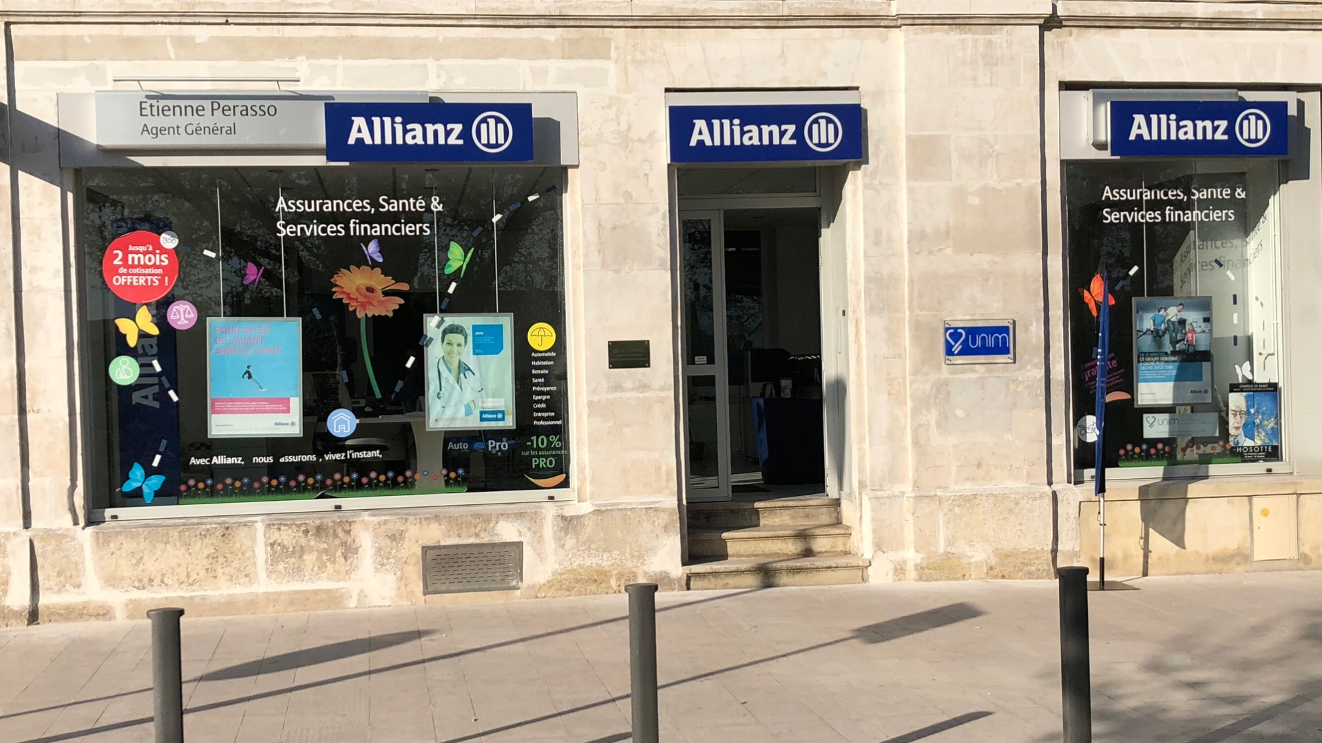 Allianz Auxerre paul bert - Etienne PERASSO