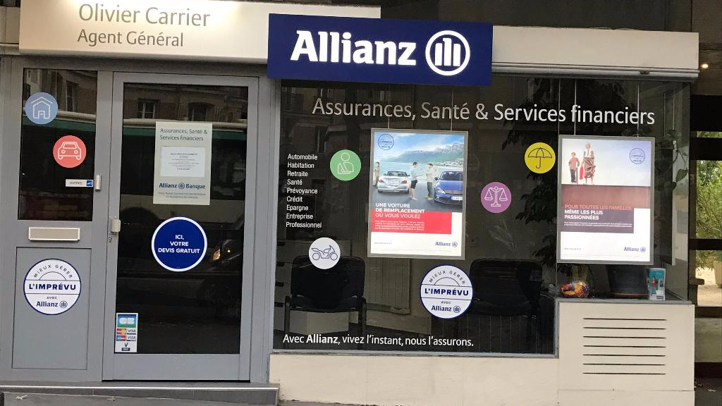 Allianz Paris gambetta - Olivier CARRIER