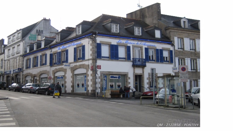 Allianz Pontivy - Armand HEURTEBIS