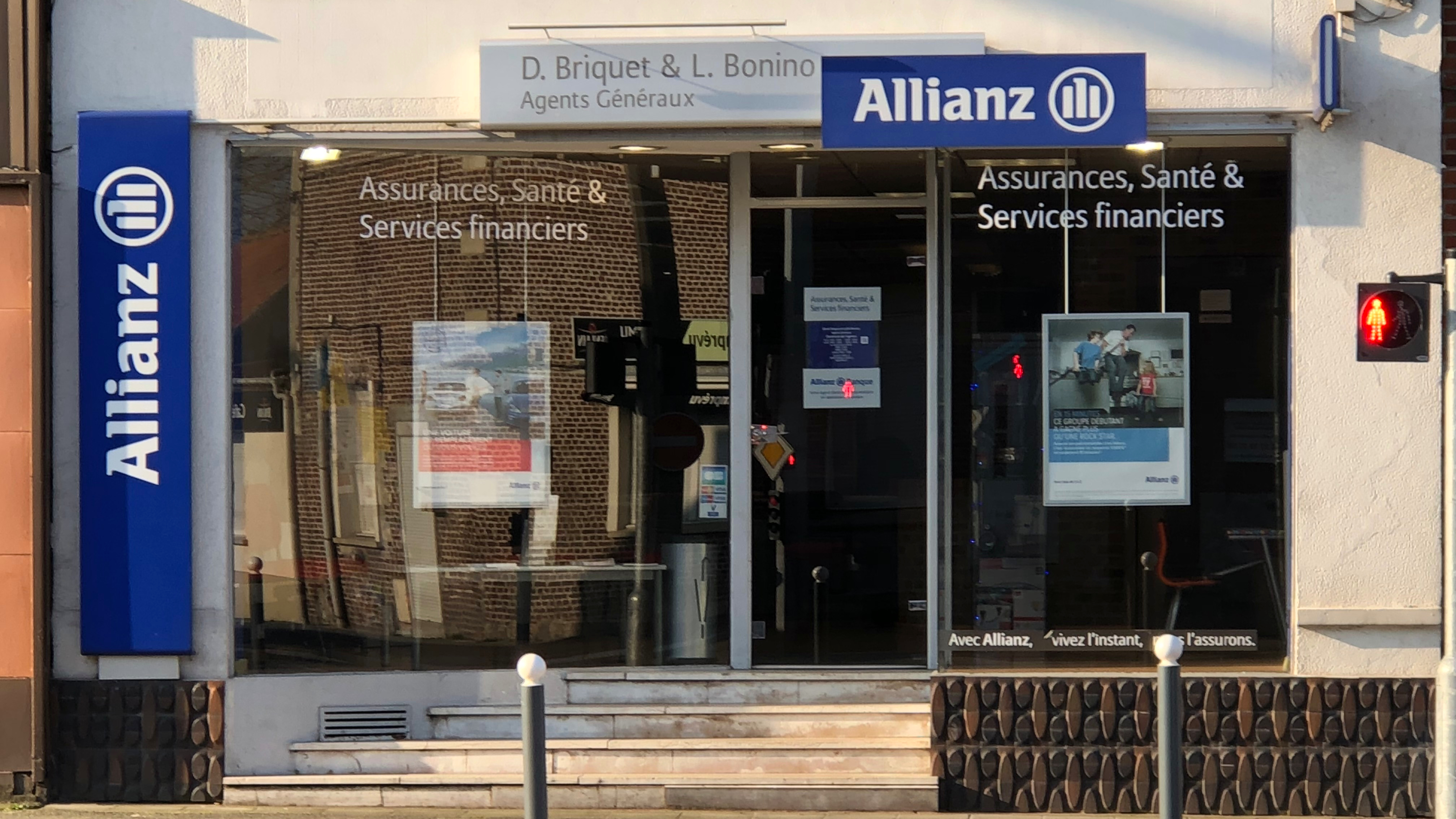 Allianz ANZIN - BRIQUET & BONINO