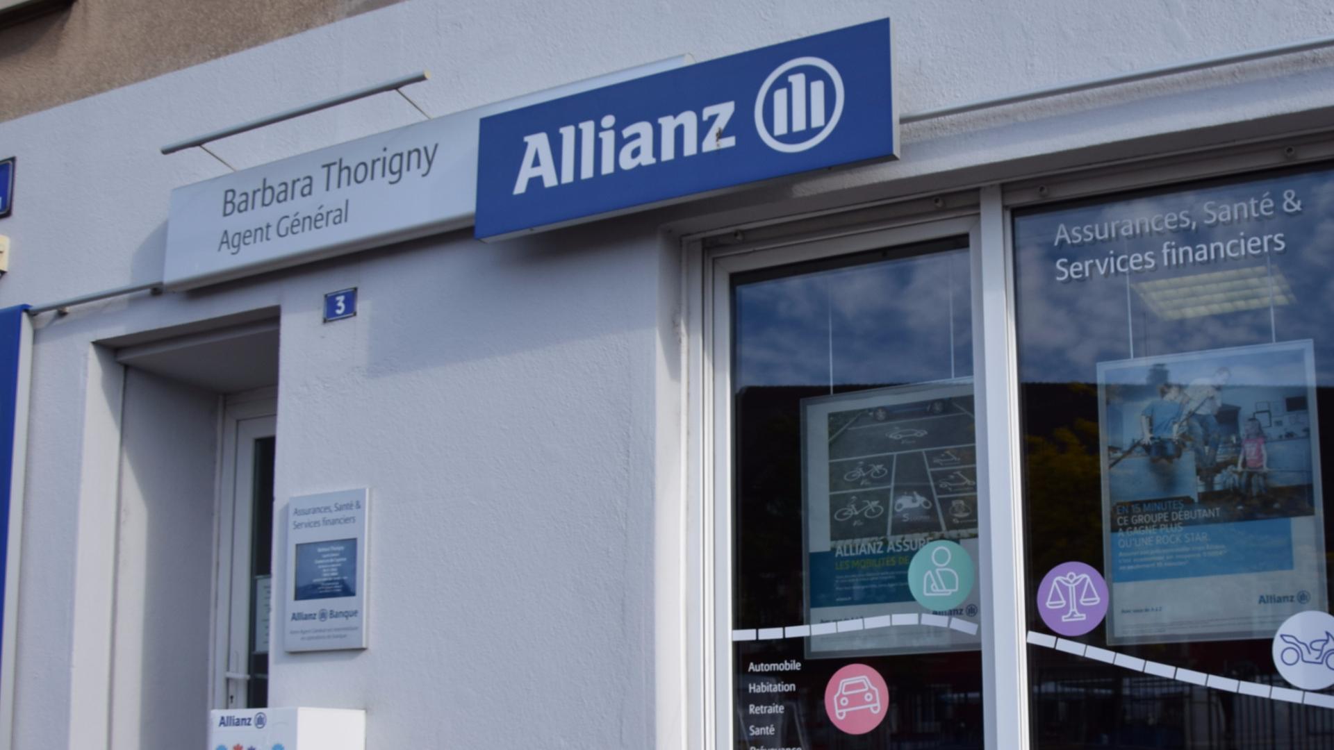 Assurance Wittelsheim - Florent & Pauline PERARD   Allianz