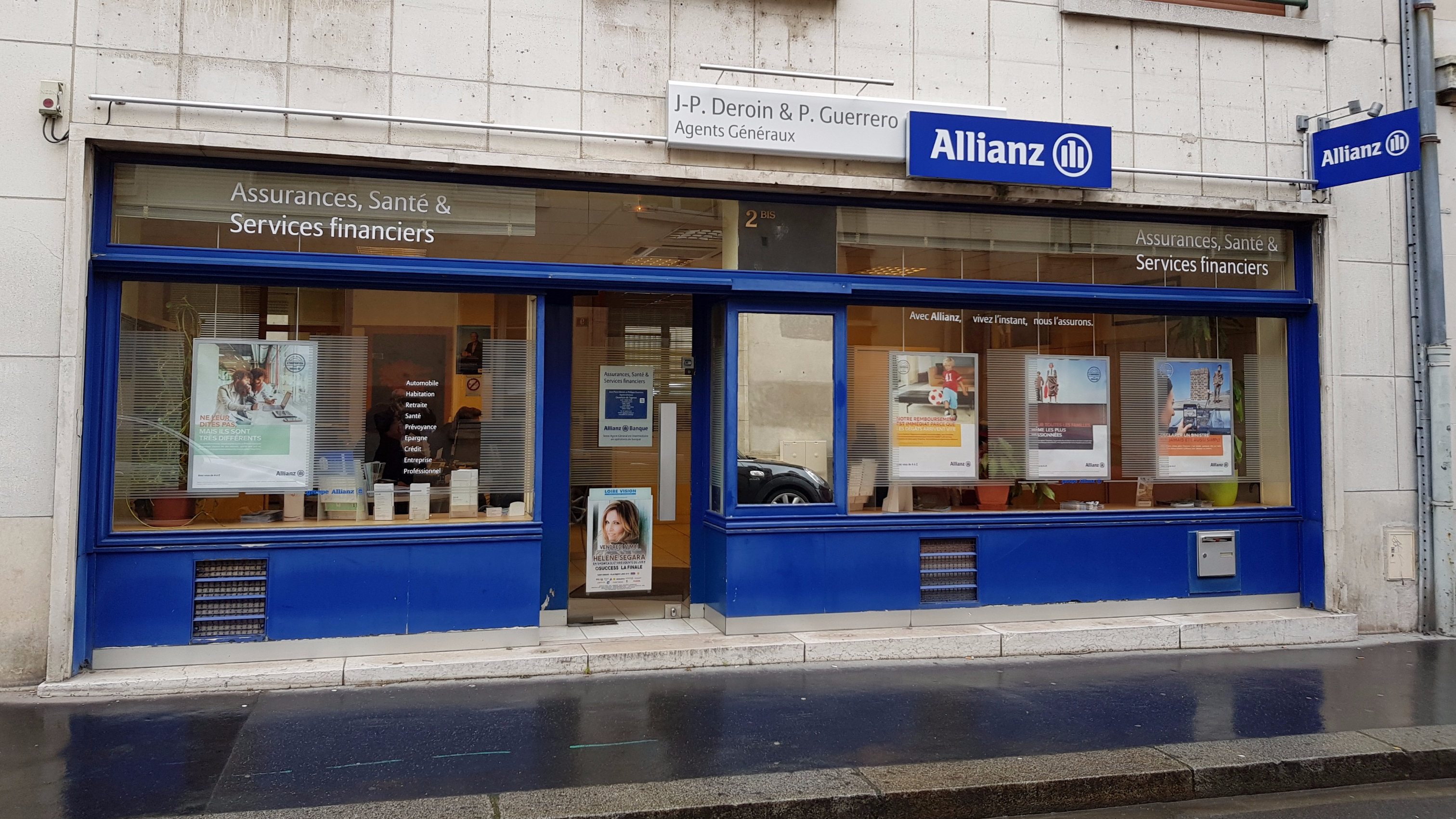 Allianz Orleans - THEOBALD & GAUCHER