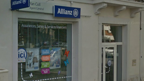 Allianz SALON DE PROVENCE - Yan COLL
