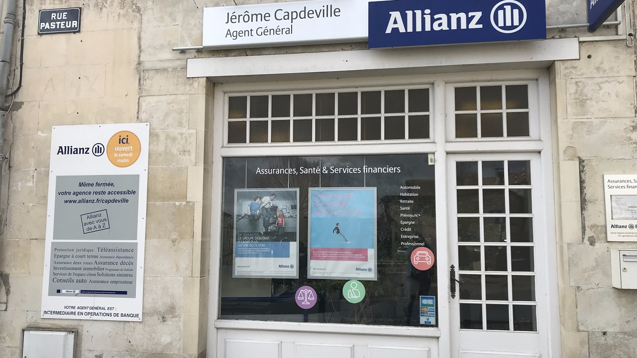 Allianz Pons - Jerome CAPDEVILLE