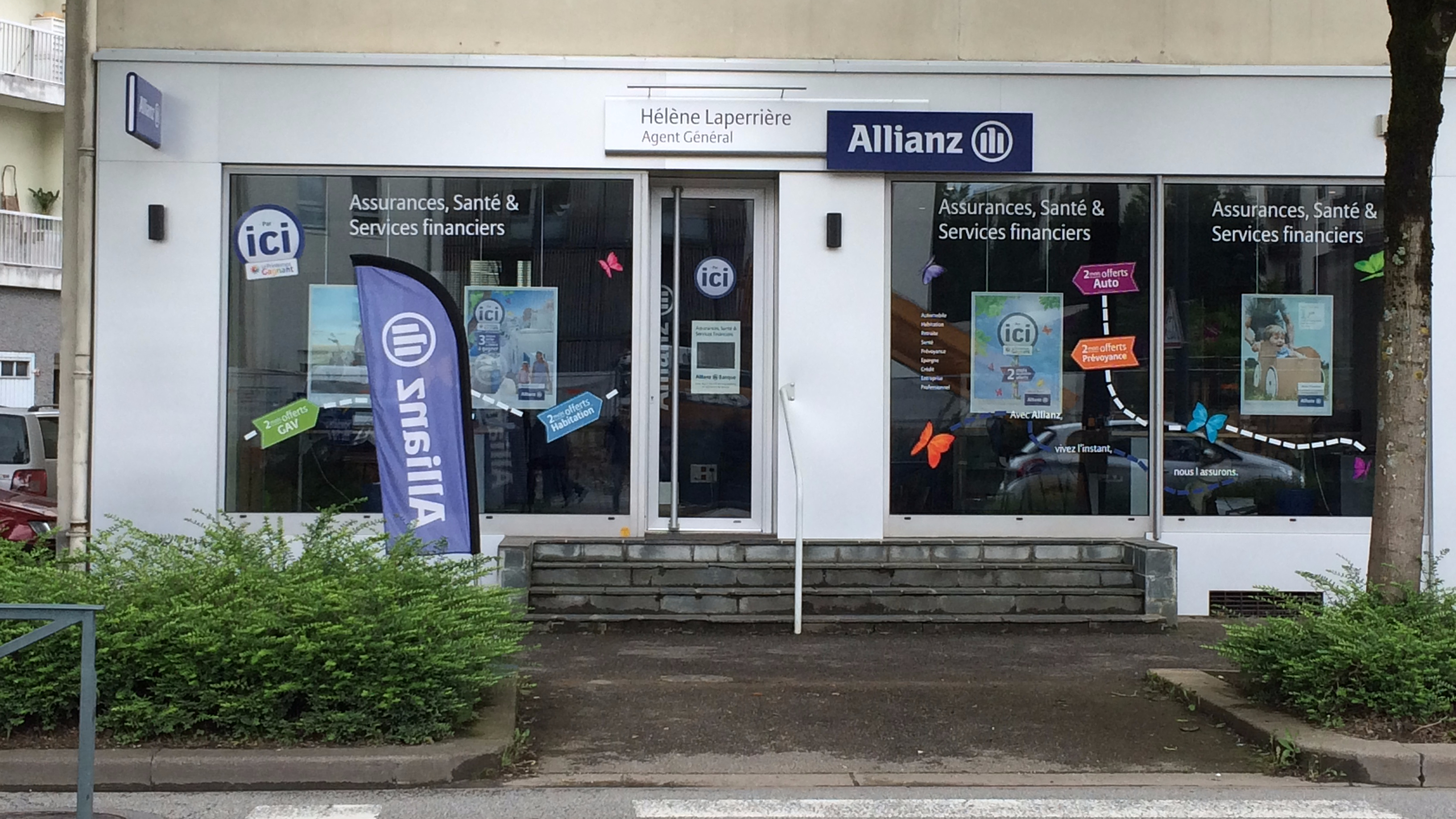 Allianz Annecy - Helene LAPERRIERE