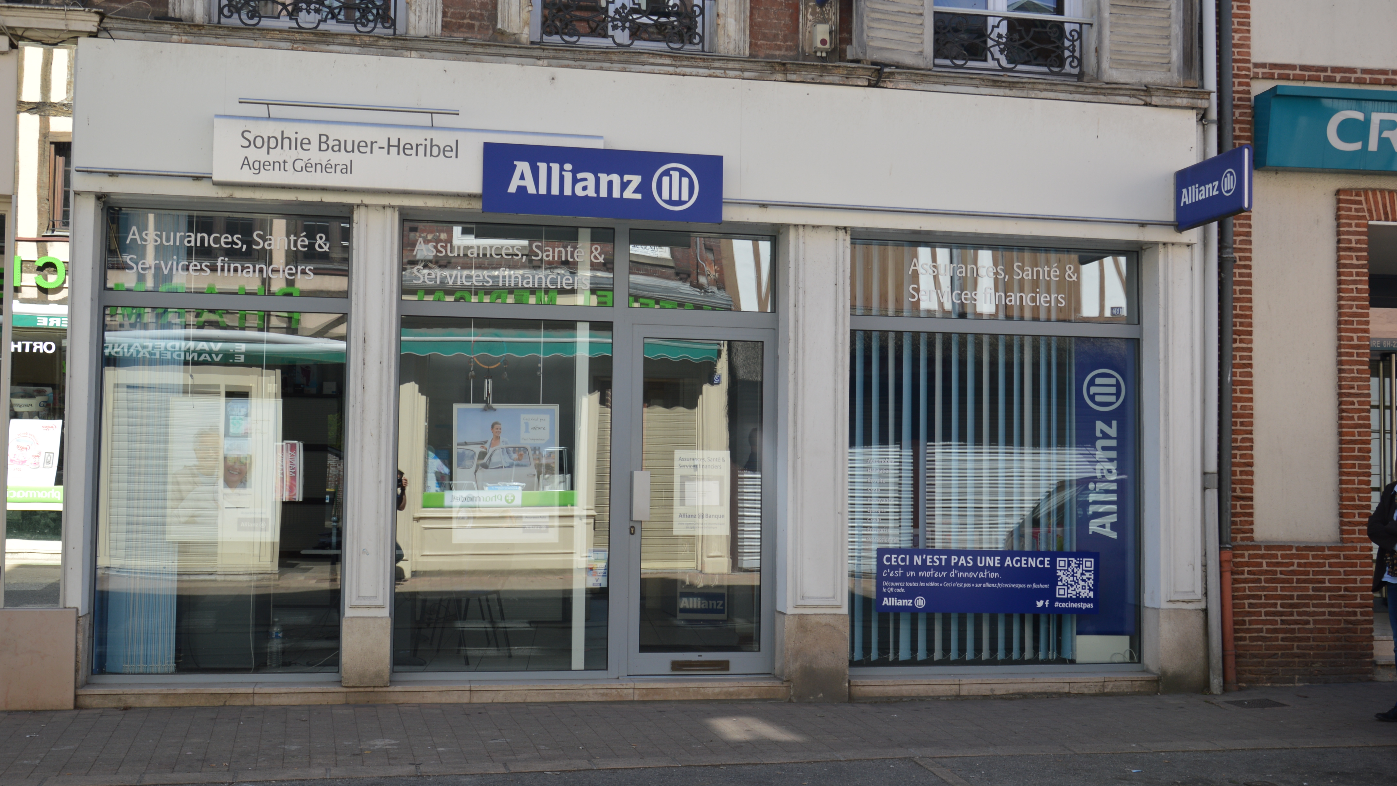 Allianz PAVILLY - BERGERAT & BAUER-HERIBEL