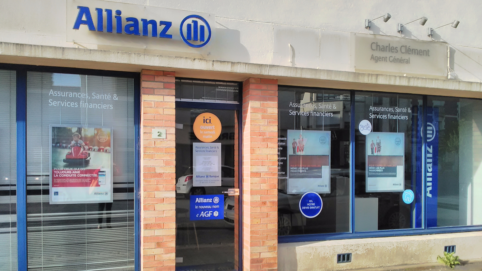 Allianz SAINT MEEN LE GRAND - Charles CLEMENT