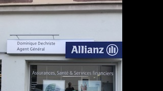 Allianz COLMAR CENTRE - Dominique DECHRISTE