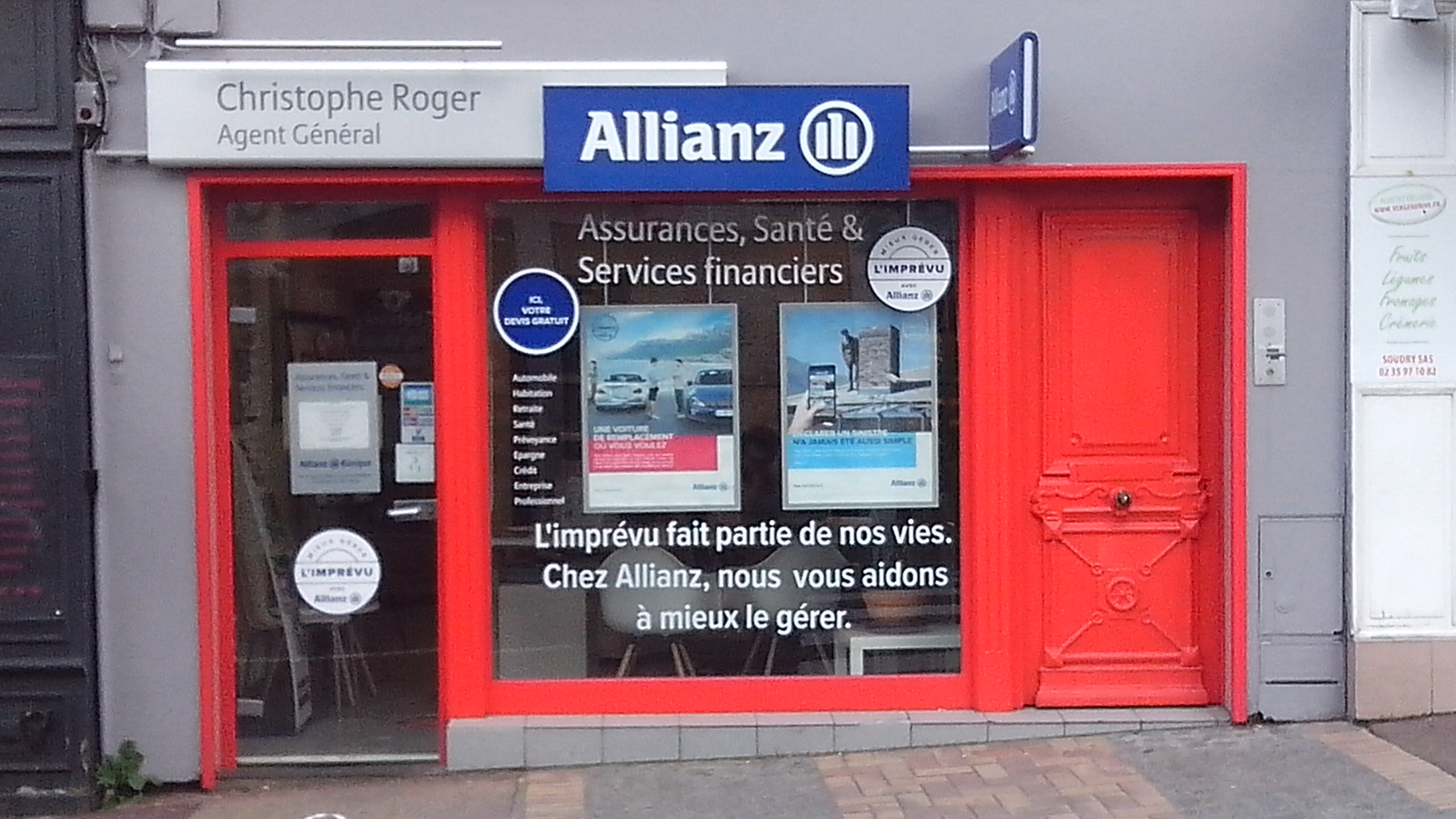 Allianz Cany - Christophe ROGER