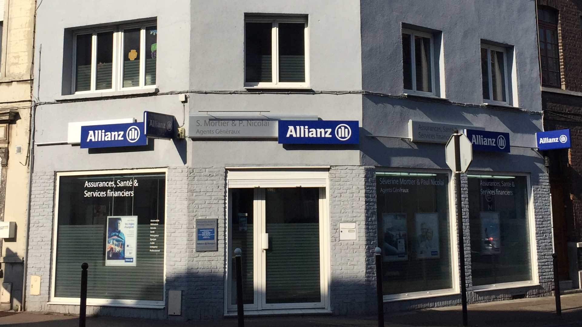 Allianz Tourcoing neuville - Severine & Paul NICOLAI