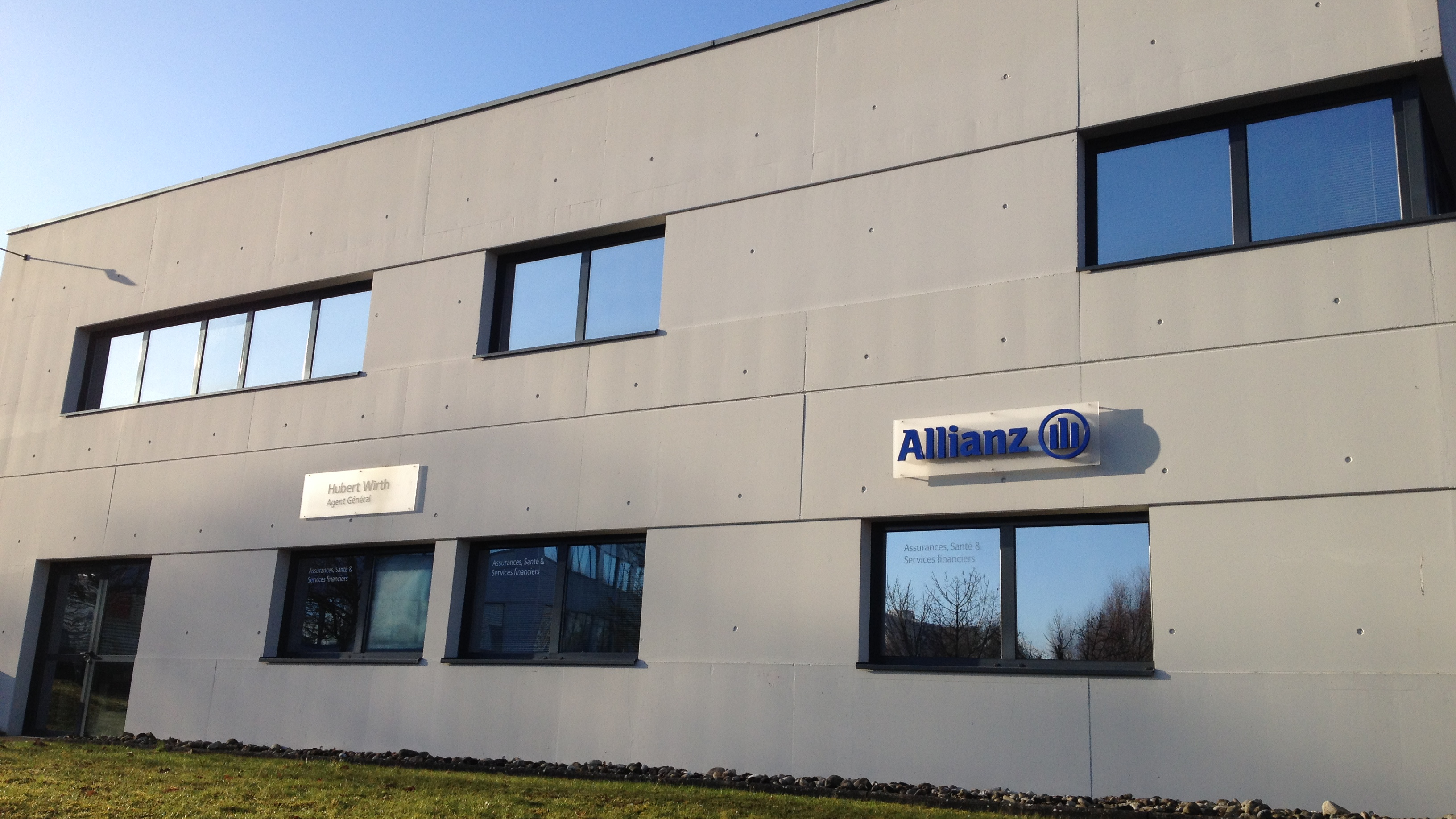 Allianz Mulhouse - Hubert WIRTH