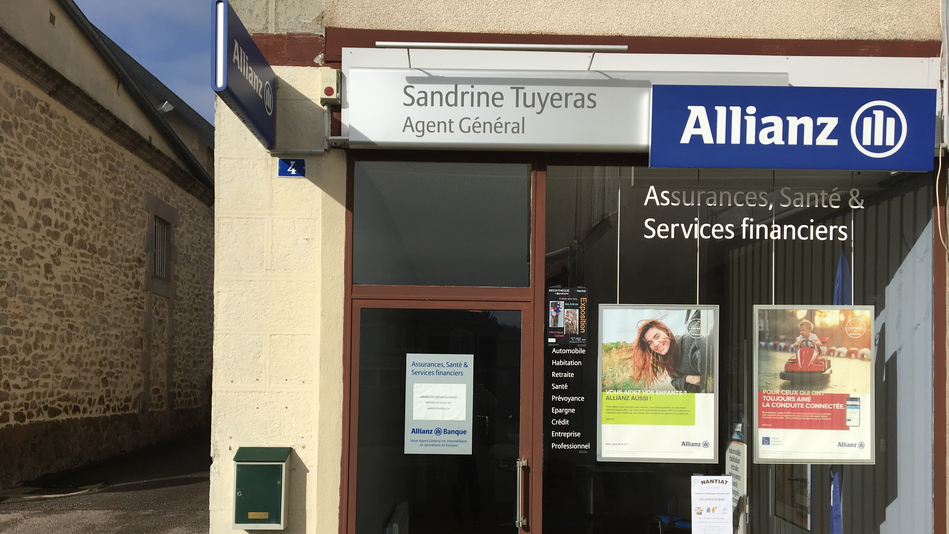Allianz NANTIAT - Sandrine TUYERAS