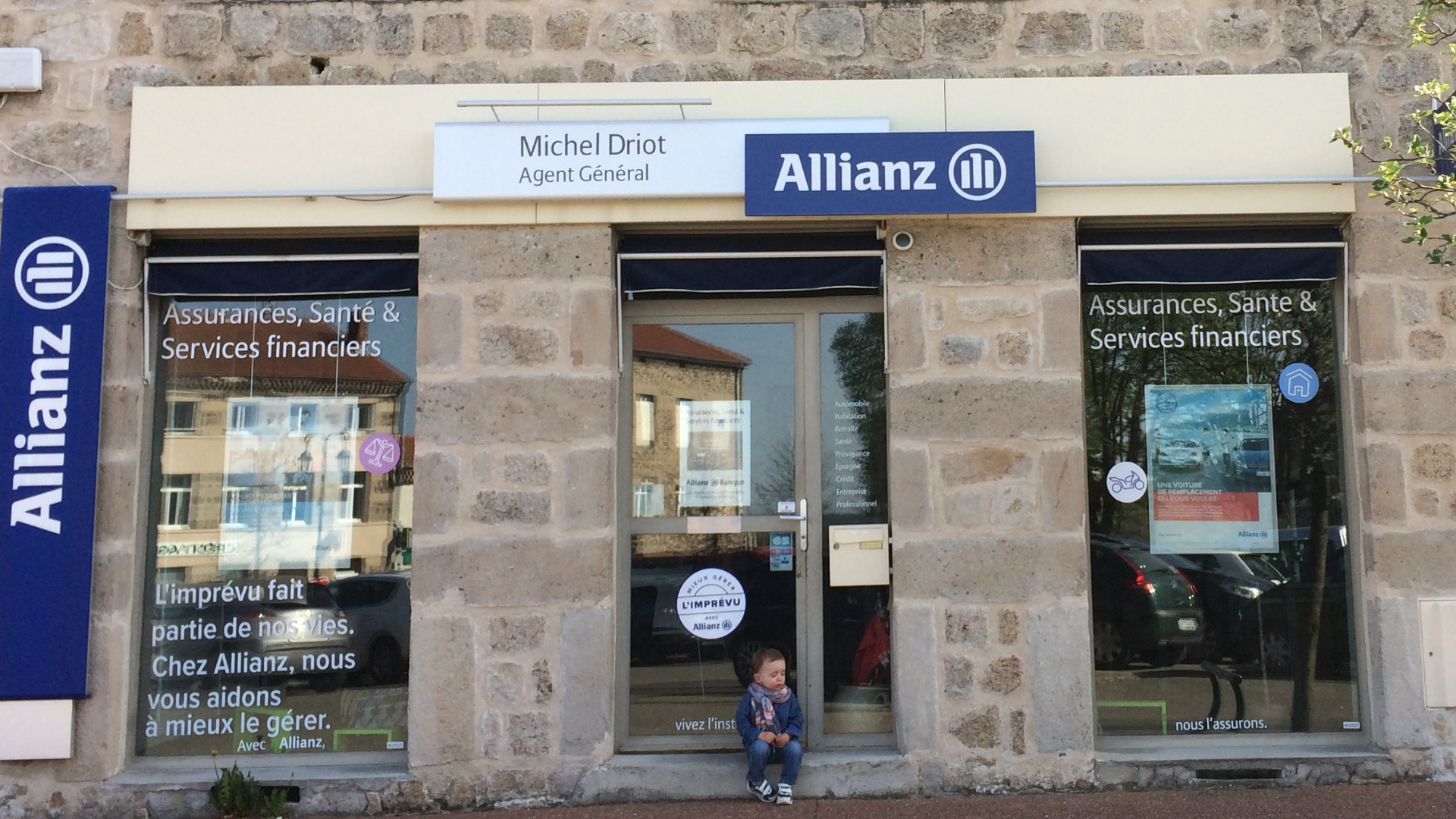 Allianz St didier en velay - Michel DRIOT