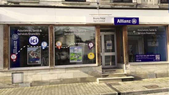 Allianz Bar sur aube - Bruno PELAT
