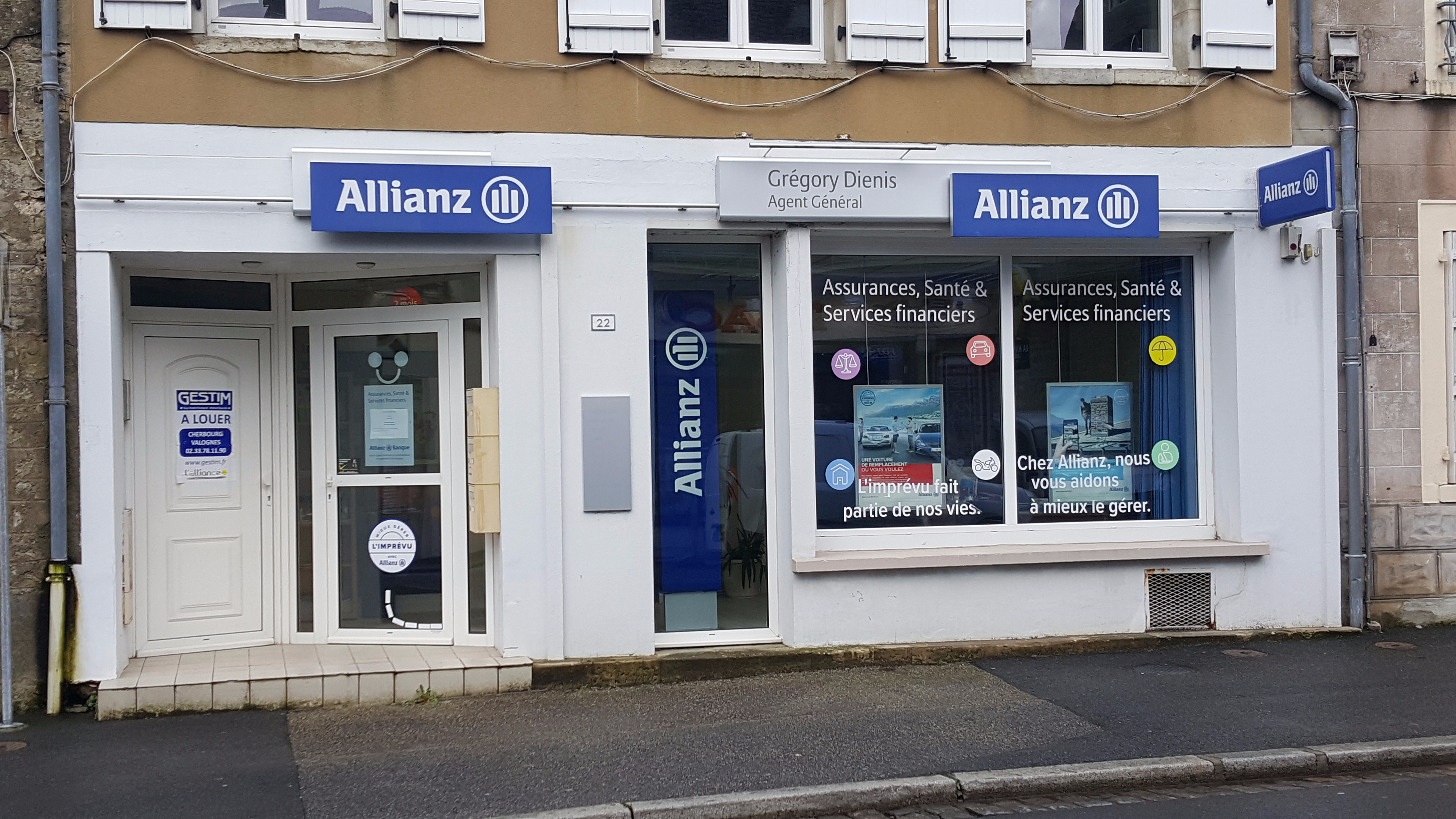 Allianz VALOGNES - Gregory DIENIS