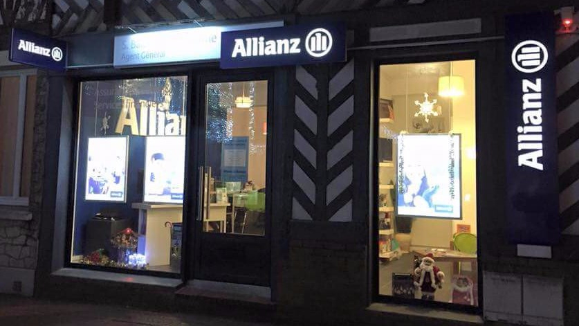 Allianz Beuzeville - Severine & Stephane BALARD