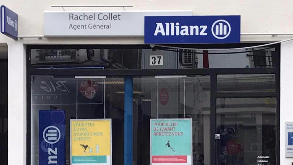 Allianz REIMS EUROPE - Rachel COLLET