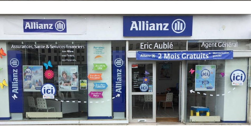Allianz Vesoul - Eric AUBLE