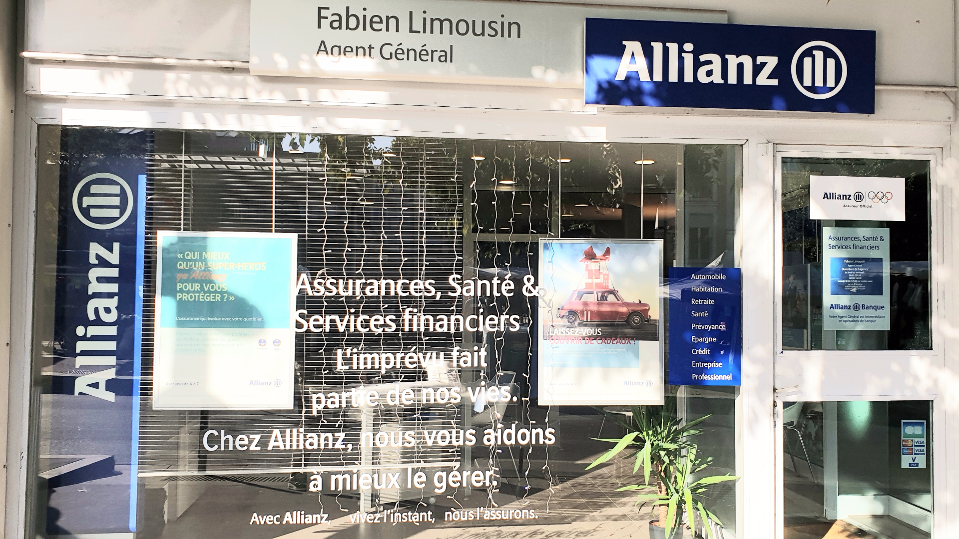 Allianz NOISY LE GRAND - Fabien LIMOUSIN