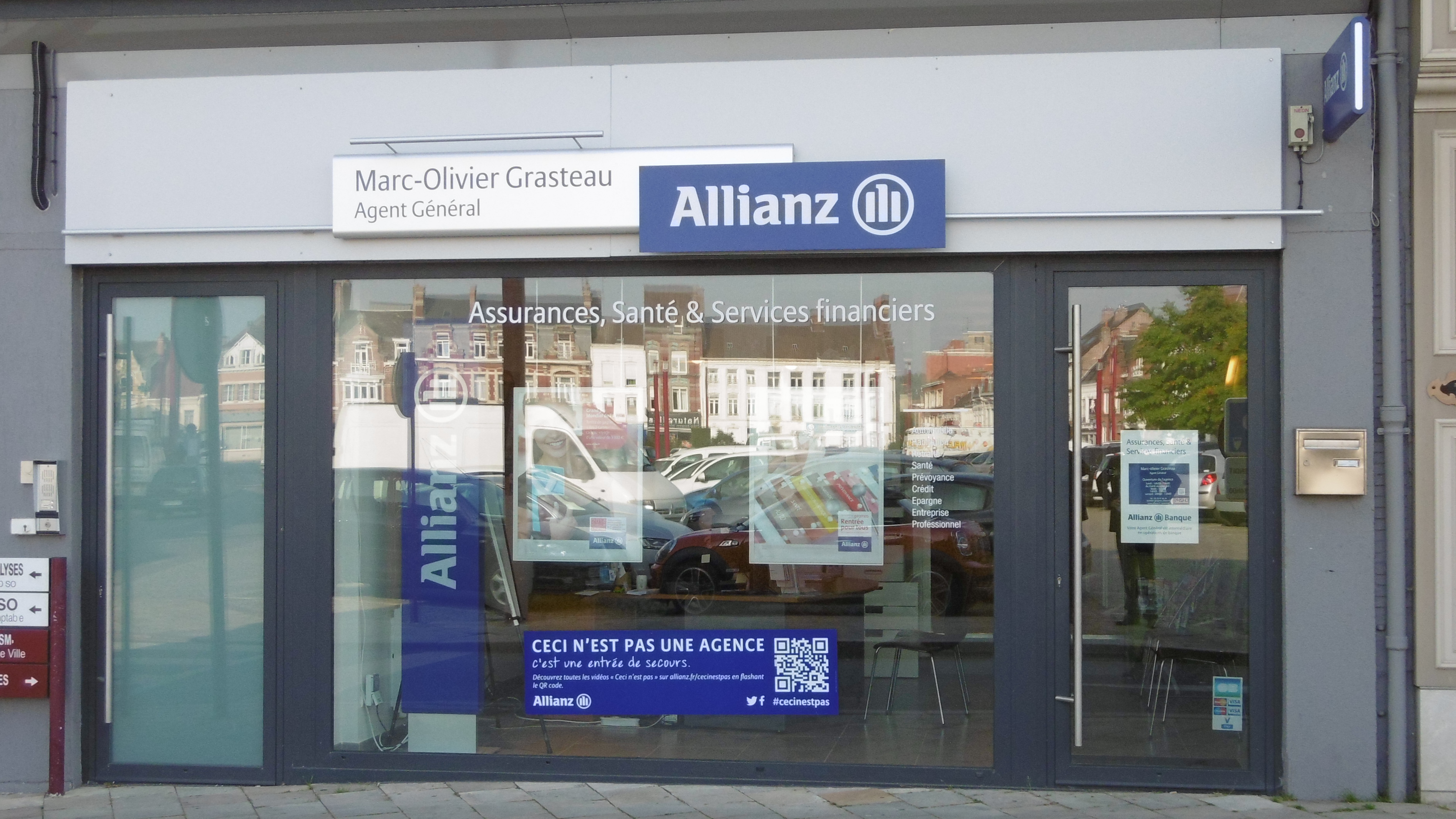 Allianz Hazebrouck - Marc-olivier GRASTEAU