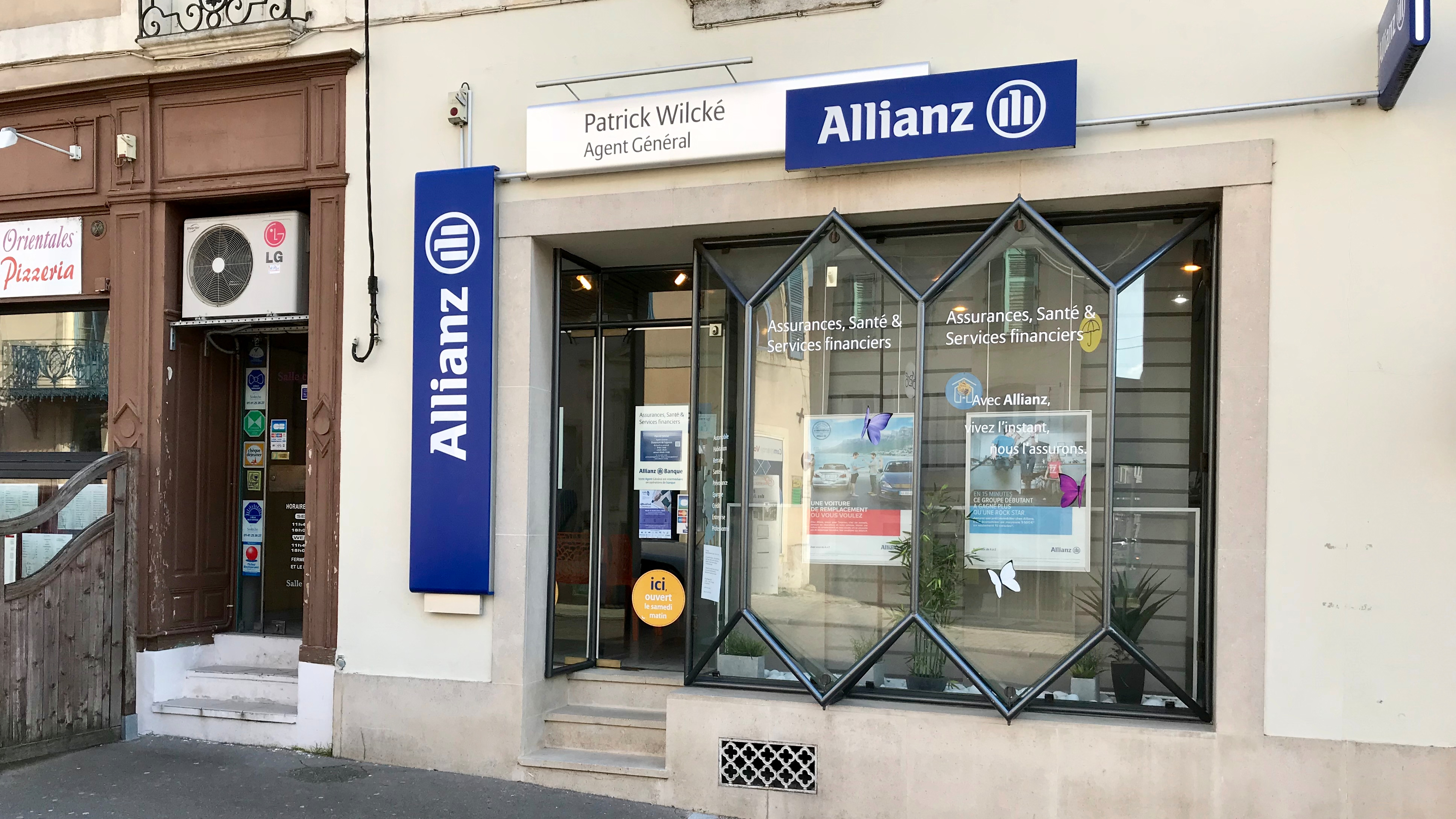 Allianz COMMERCY CHATEAU - Patrick WILCKE