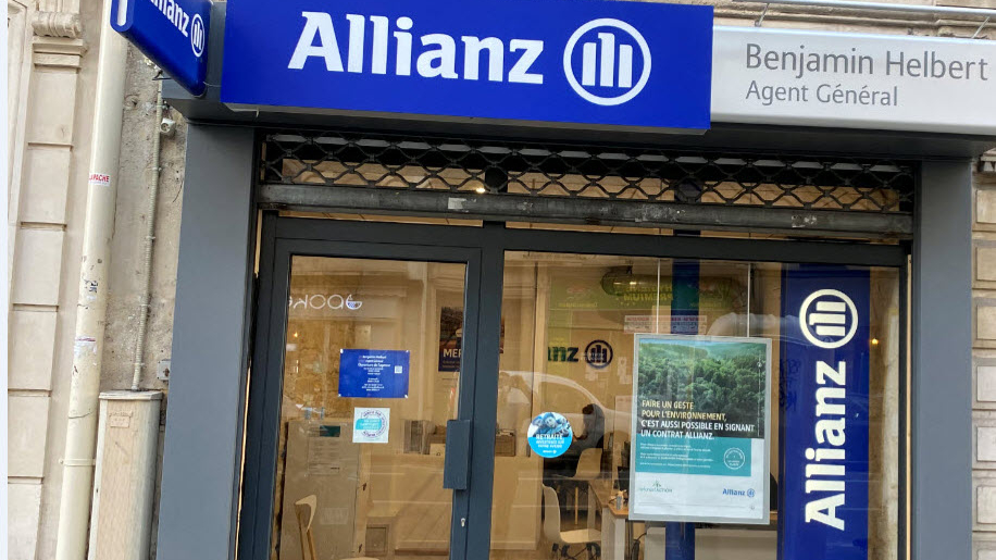 Allianz PARIS MONGE - Benjamin HELBERT