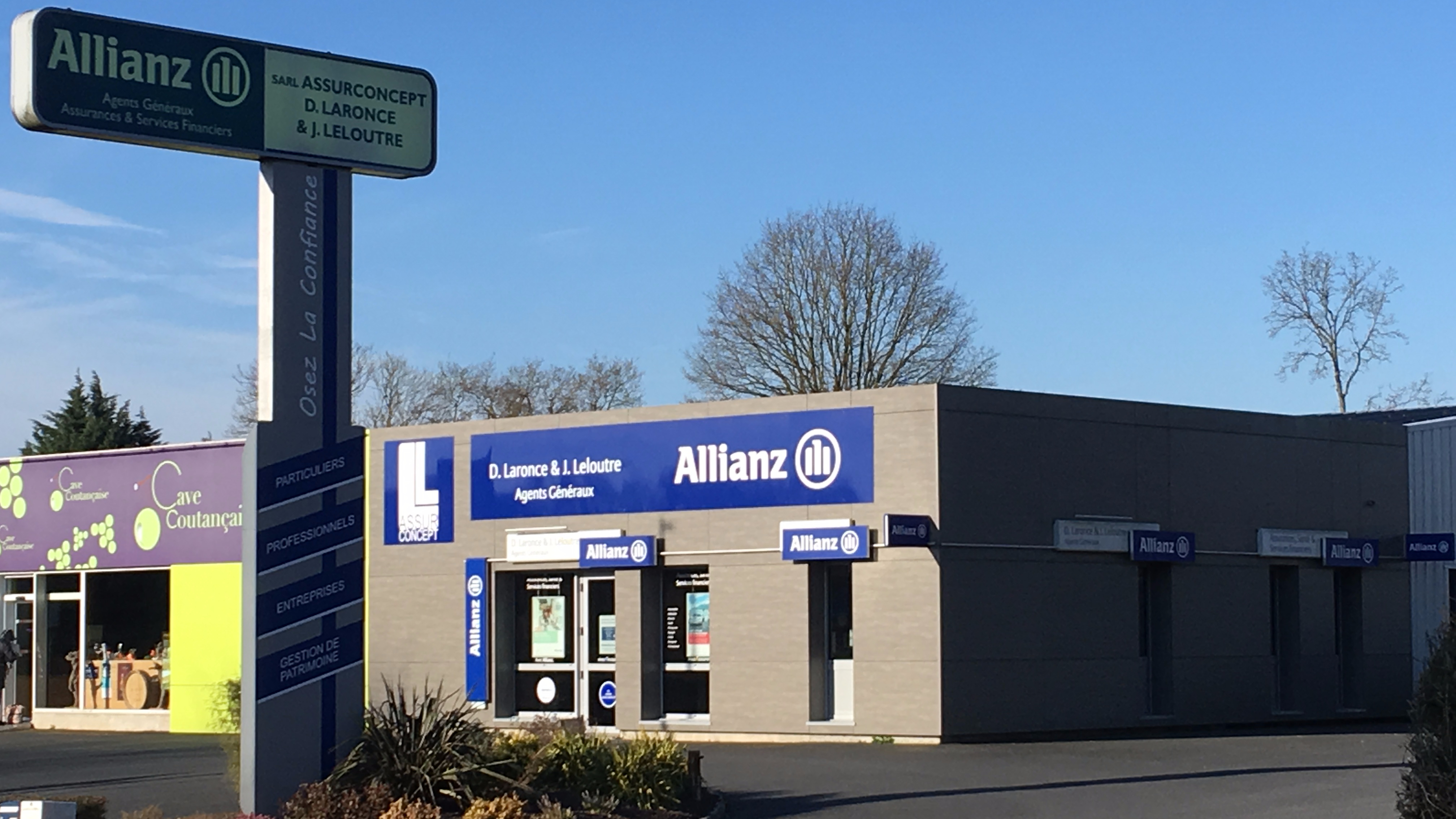Allianz Coutances st pierre - Assurconcept