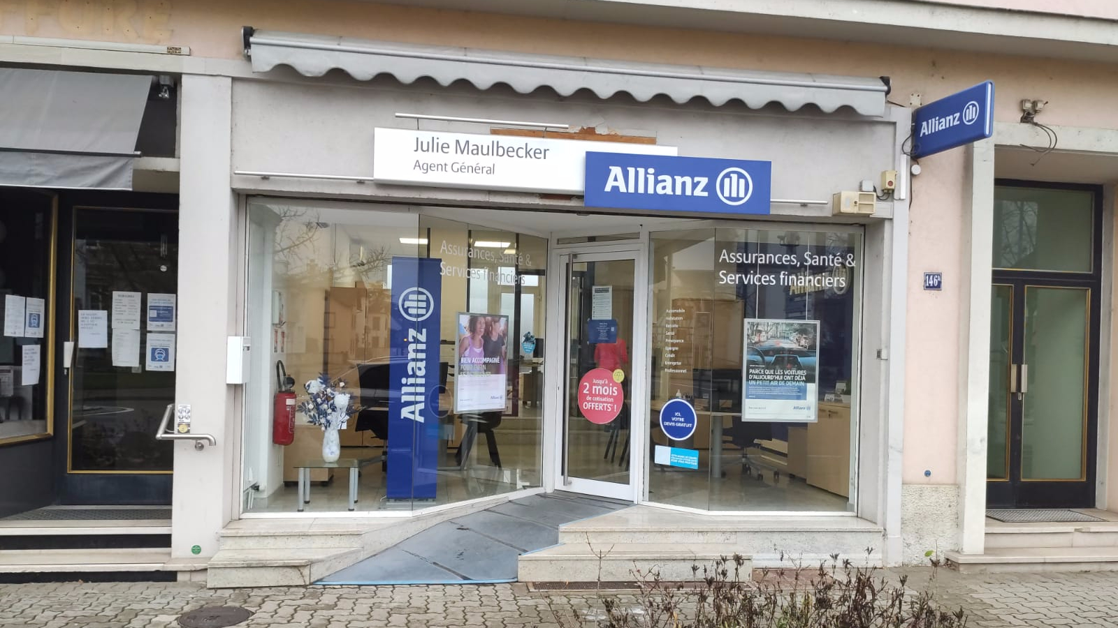 Allianz ILLKIRCH - Julie MAULBECKER