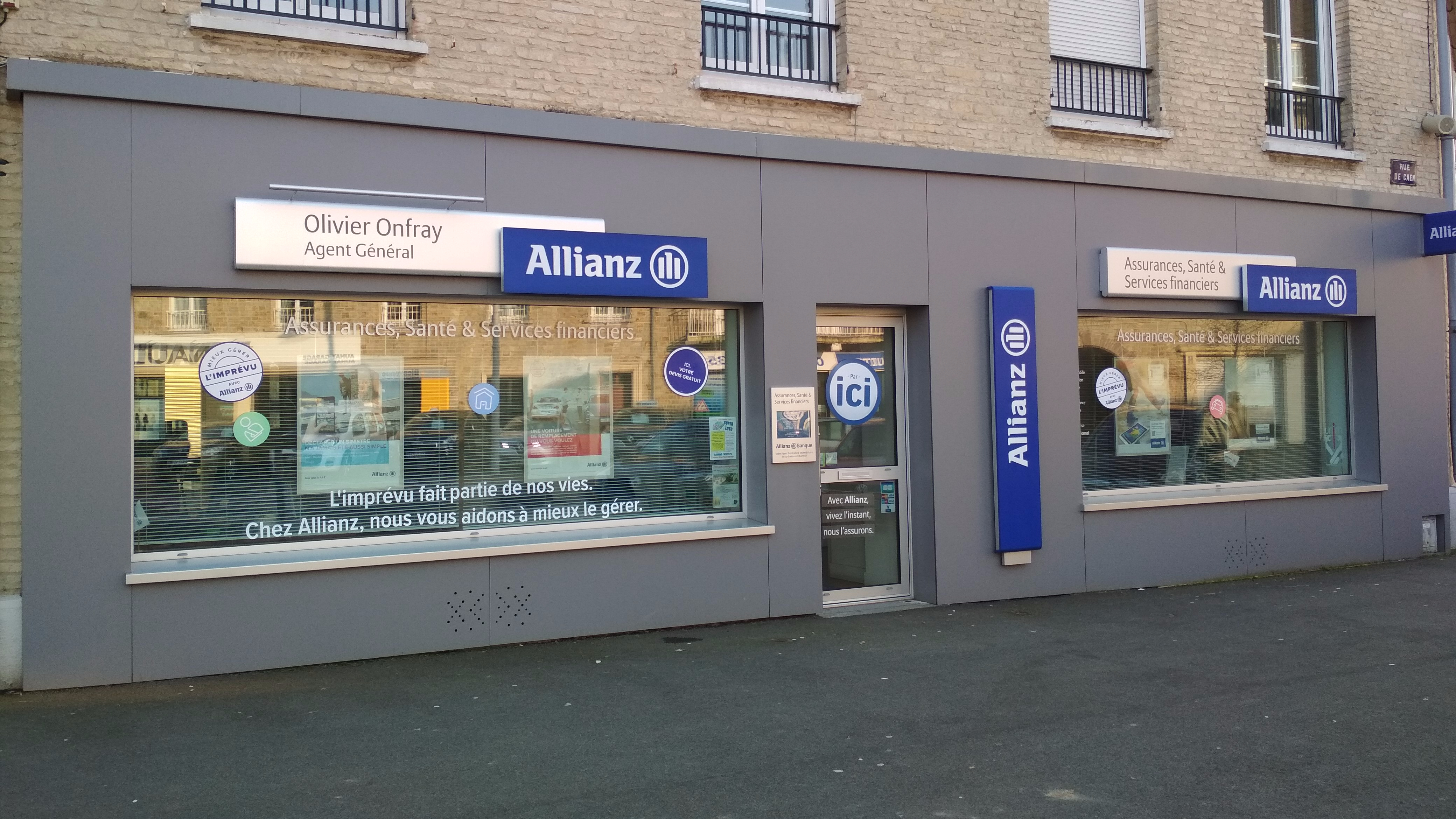 Allianz Aunay sur odon - Olivier ONFRAY