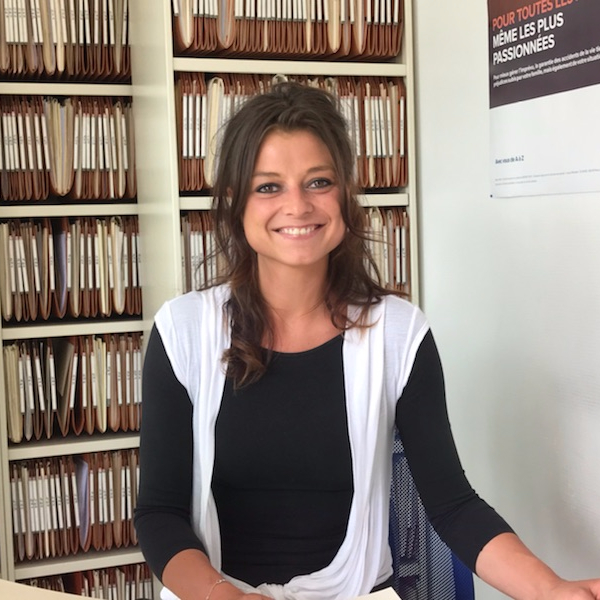 Anne-Sophie GROUE Conseiller Commercial